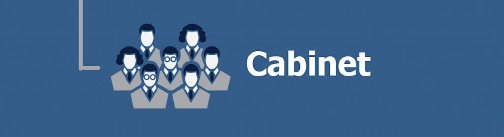 Cabinet 8 17 2019