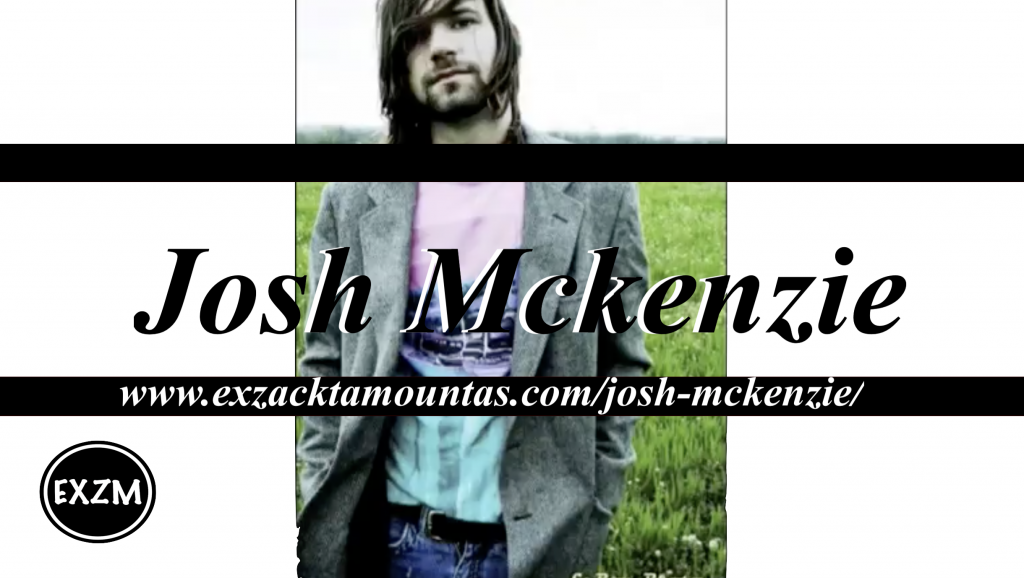 Josh Mckenzie EXZM 10 2 2019