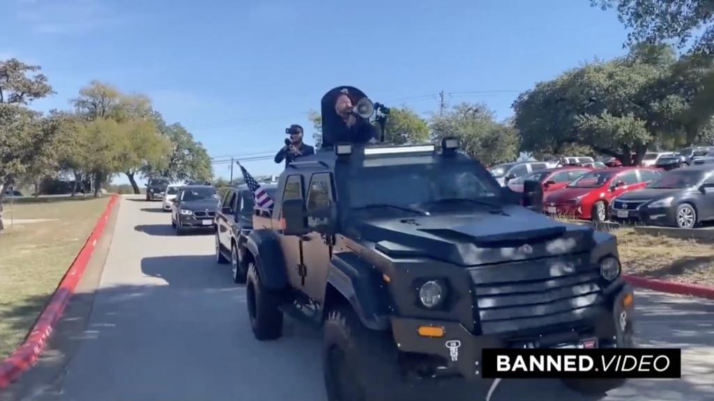 Alex Jones Armored Truck 11 4 2019