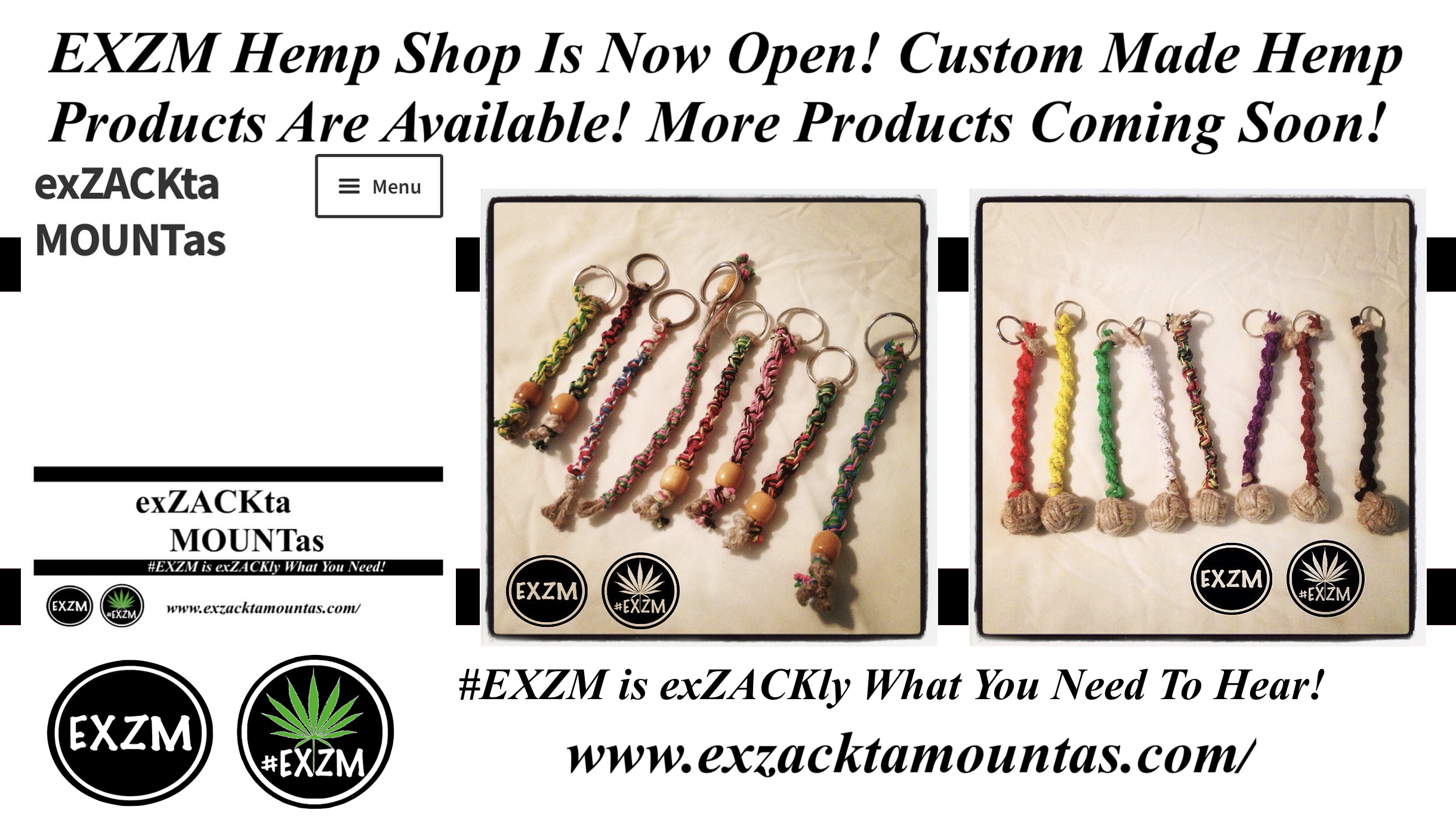 EXZM Crafty Hemp Dealing Post 11 6 2019