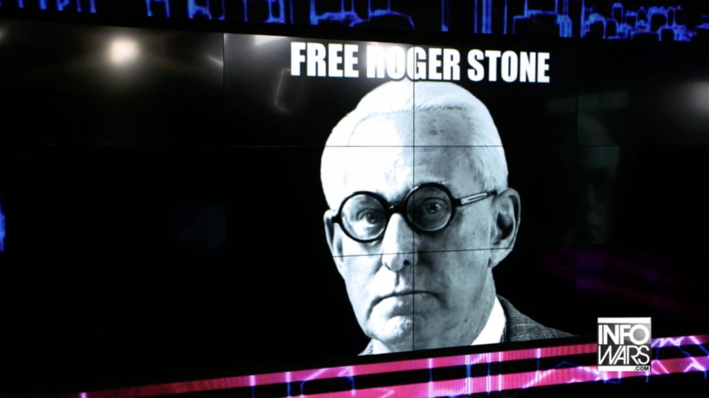 Free Roger Stone Infowars 11 14 21019 1