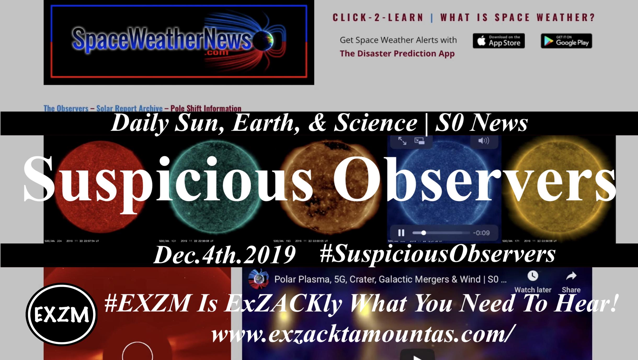 EXZM Suspicious Observers post 12 4 2019