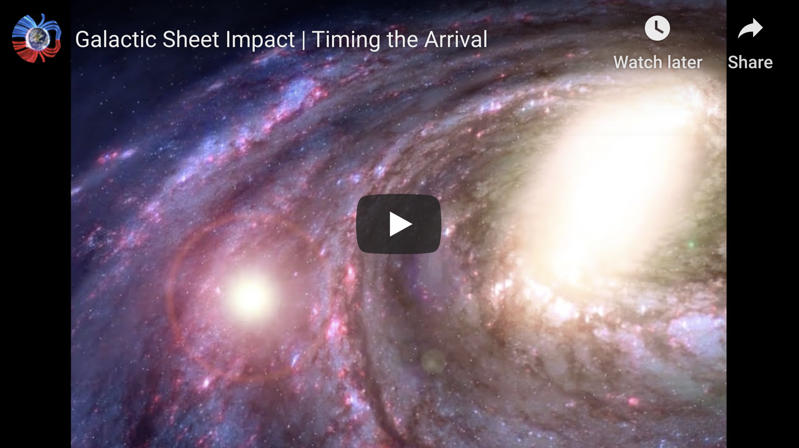 Galactic Sheet Timing Arrival Suspicious Observers 12 26 2019