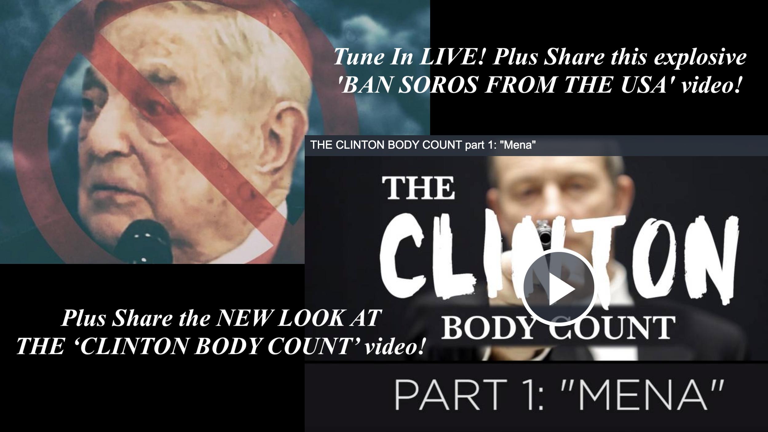 Infowars Soros Clinton 12 23 2019