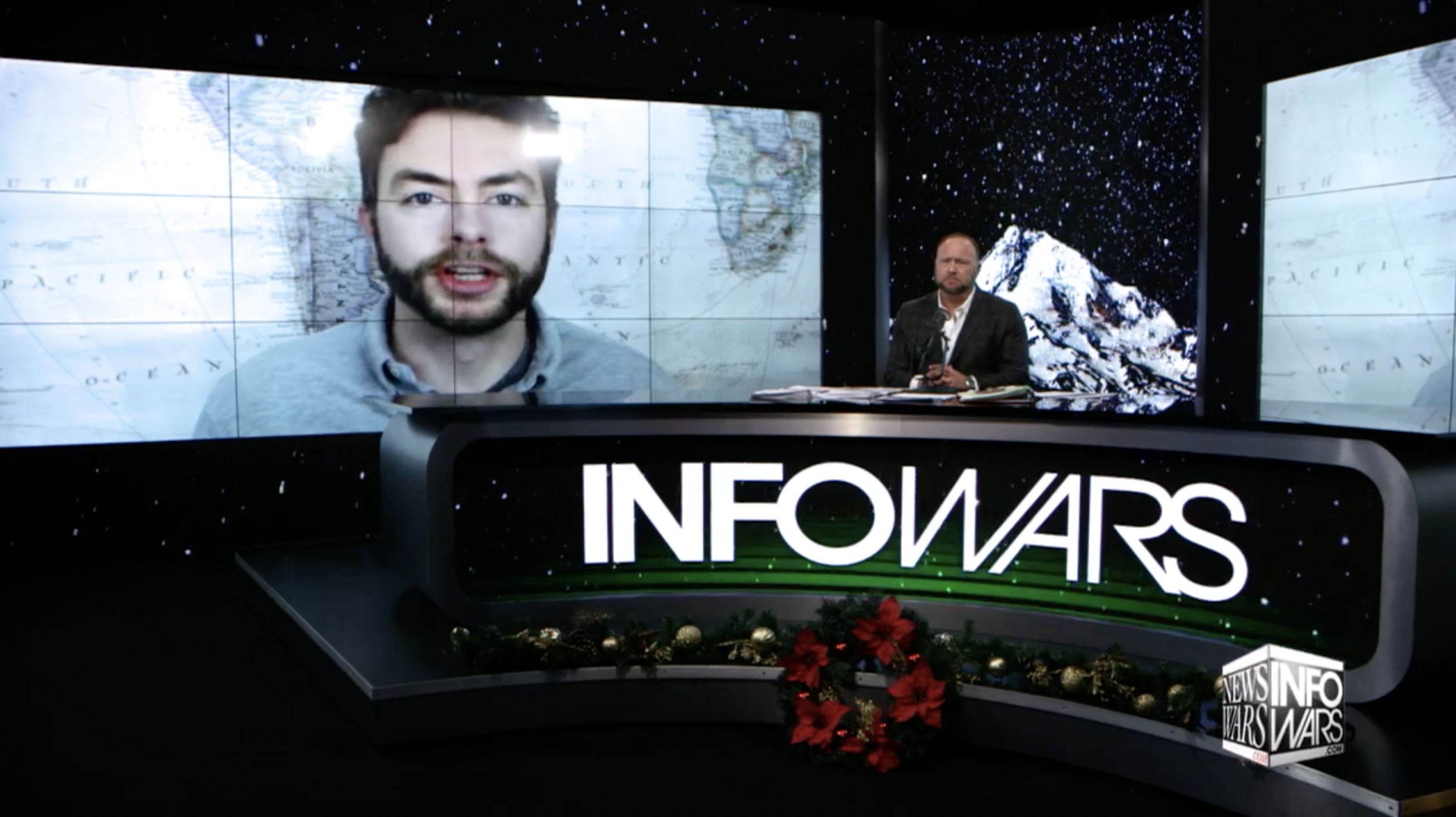 Paul Joseph Watson Alex Jones 12 16 2019