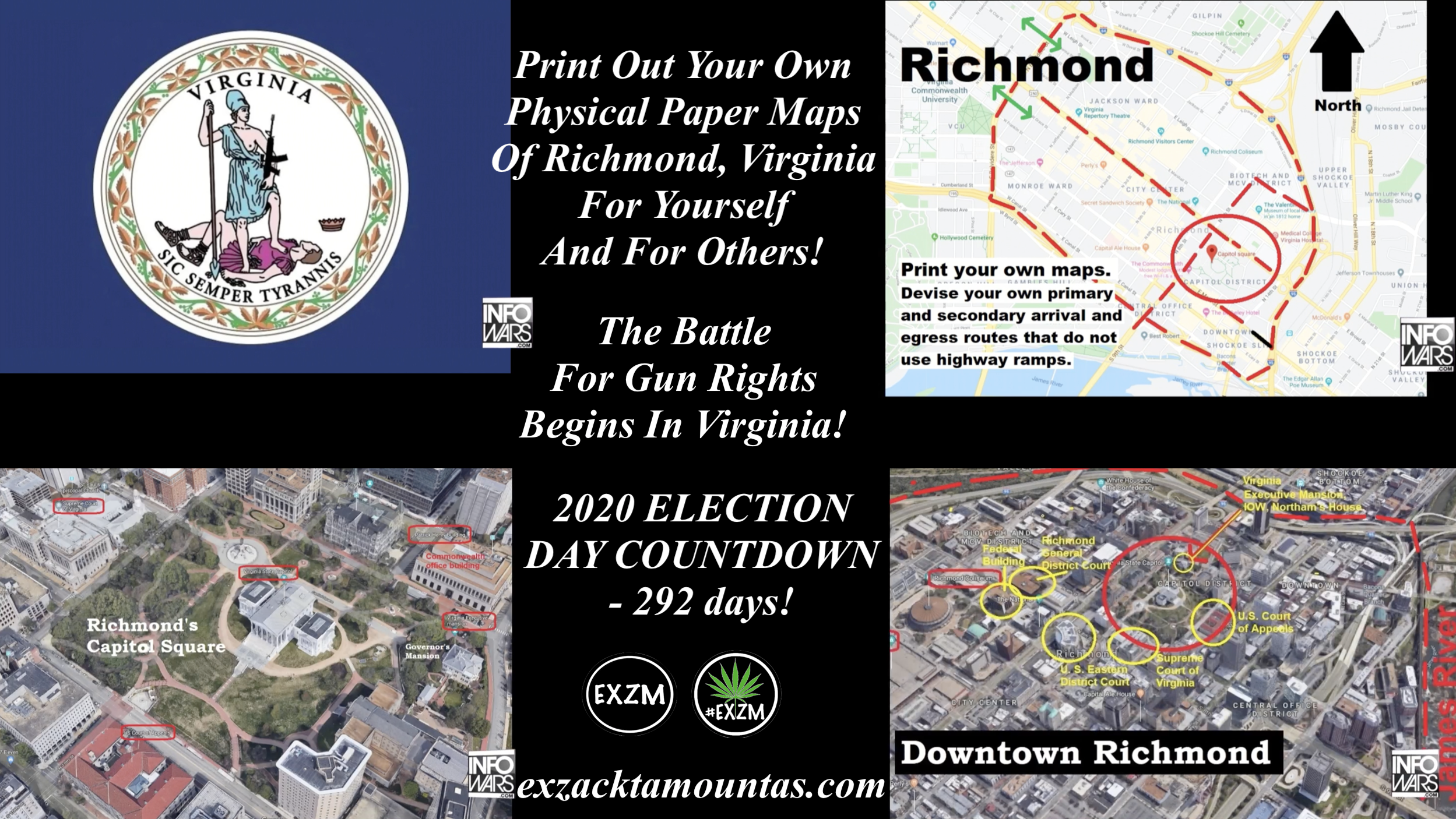 Battle For Gun Rights In Richmond Virginia 1 16 2020