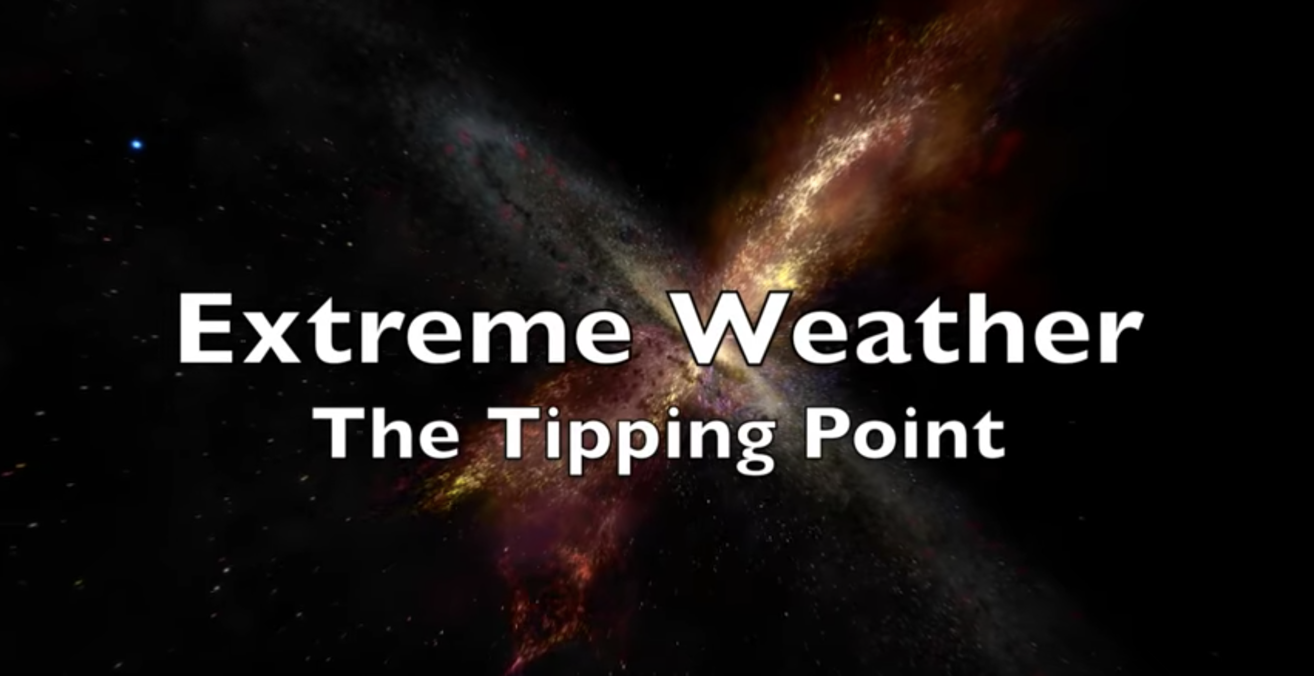 Extreme Weather The Tipping Point 1 1 2020
