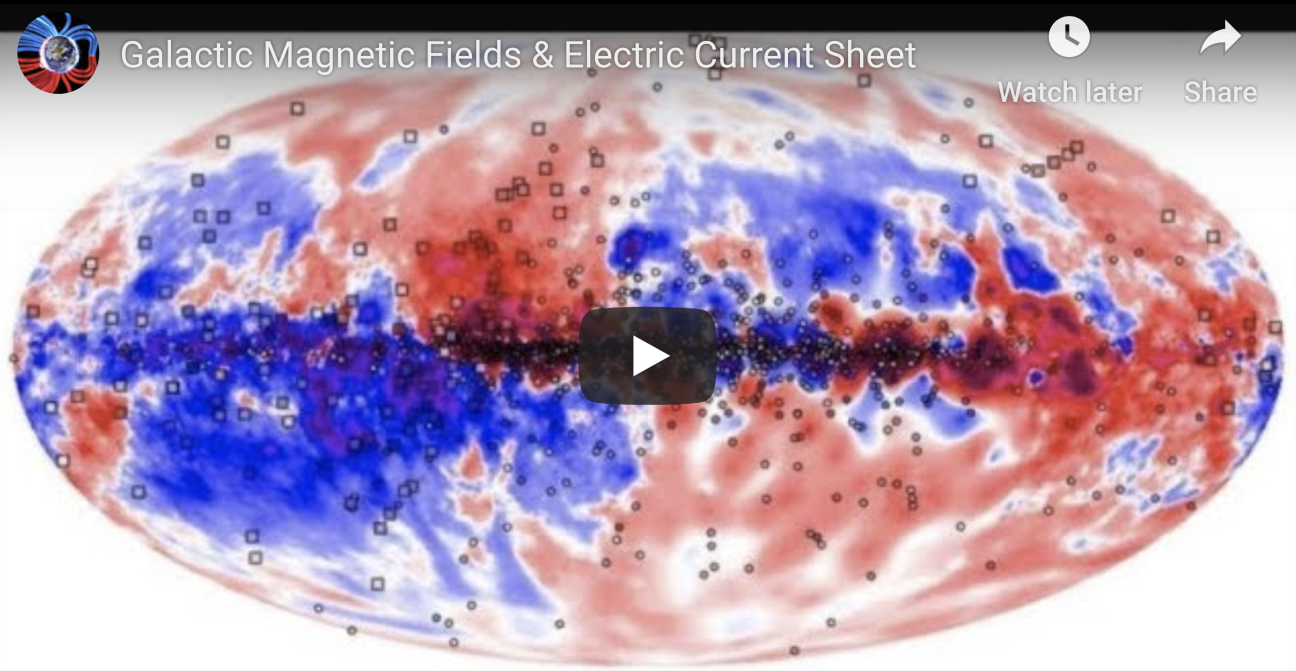 Galactic Magnetic Fields & Electric Current Sheet 1 13 2020
