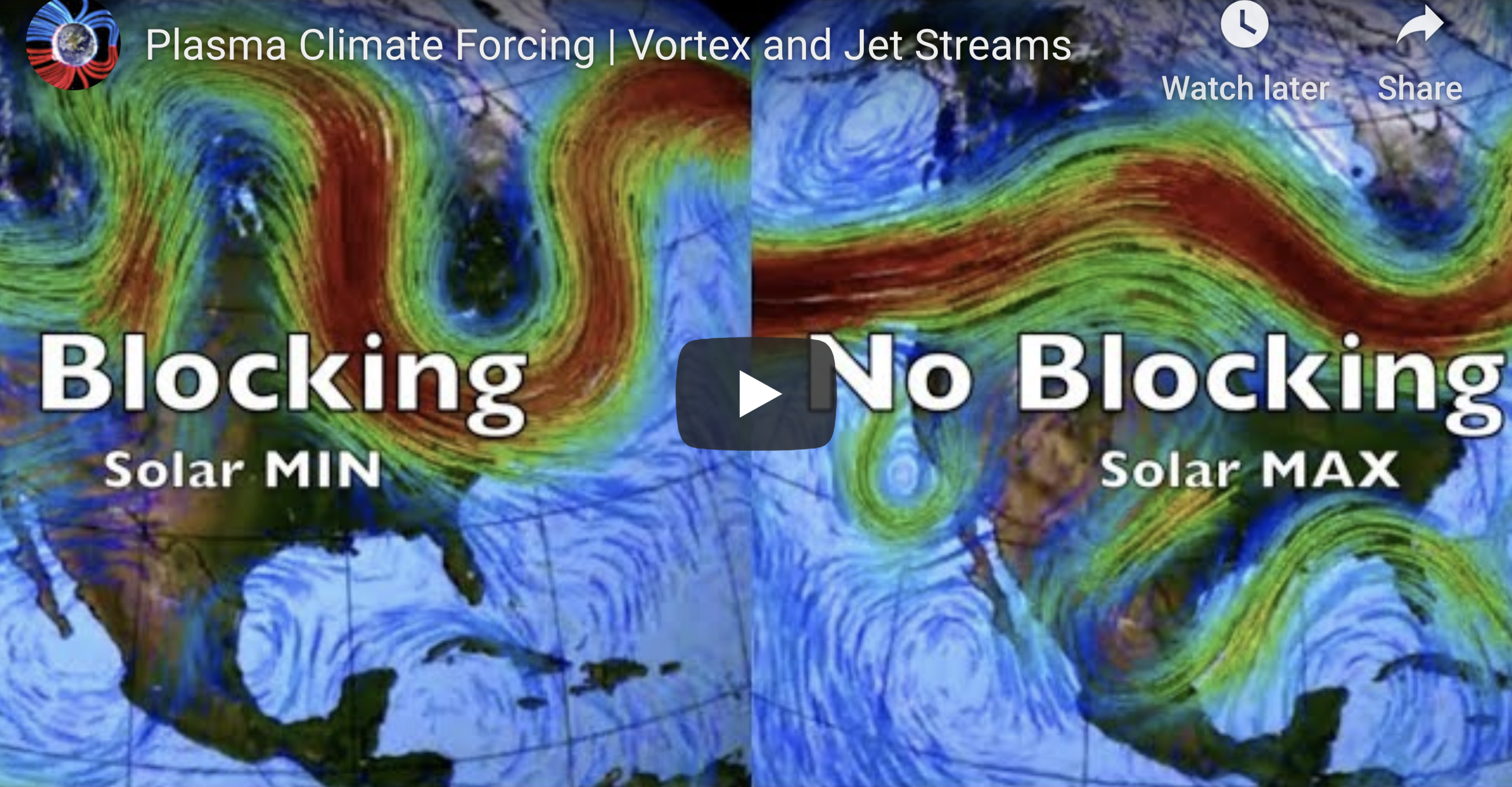 Plasma Climate Forcing Vortex and Jet Streams 1 7 2020
