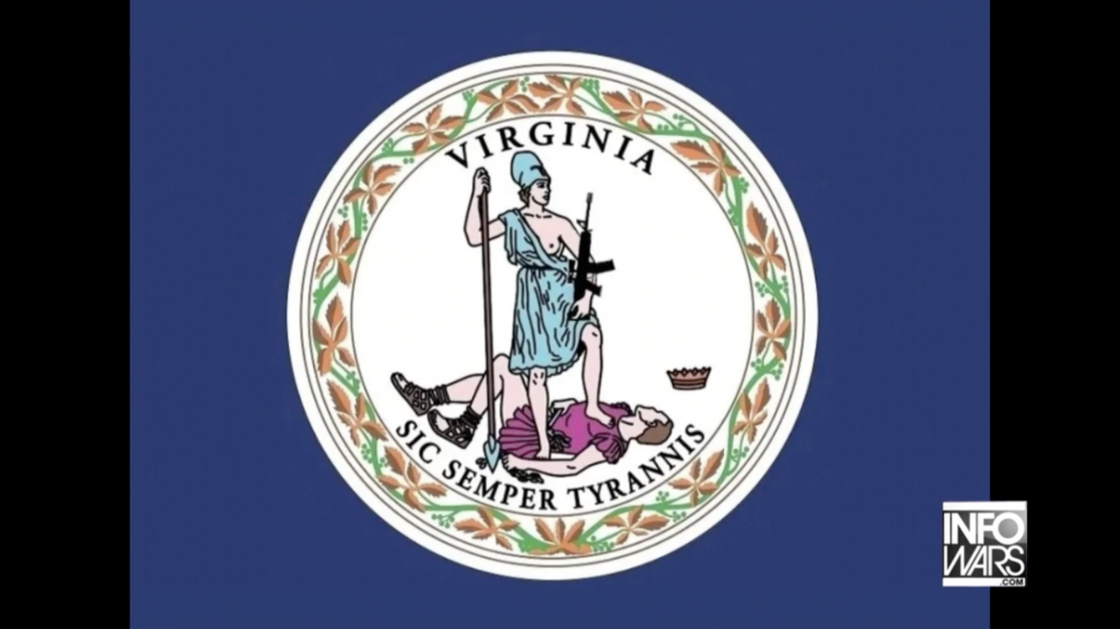 Virginia Flag 1 16 2020
