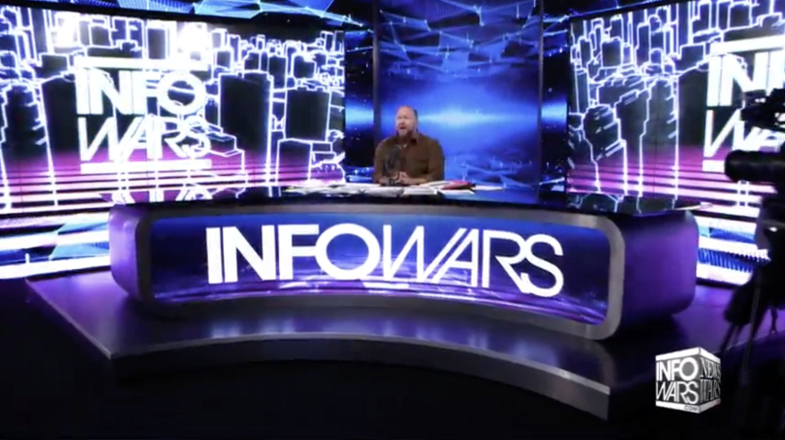 Alex Jones Infowars 2 11 2020