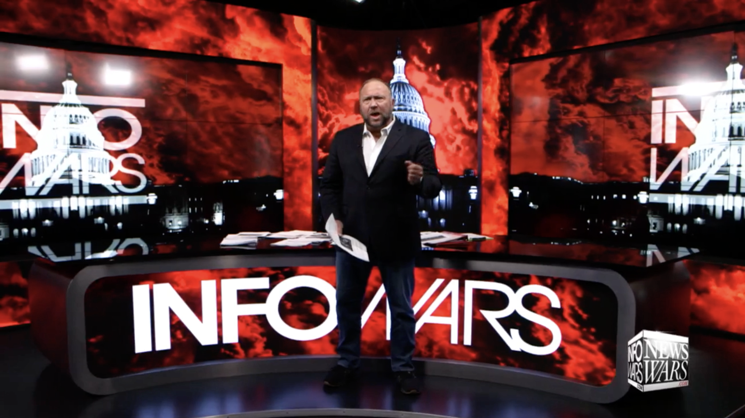 Alex Jones Infowars 2 12 2020