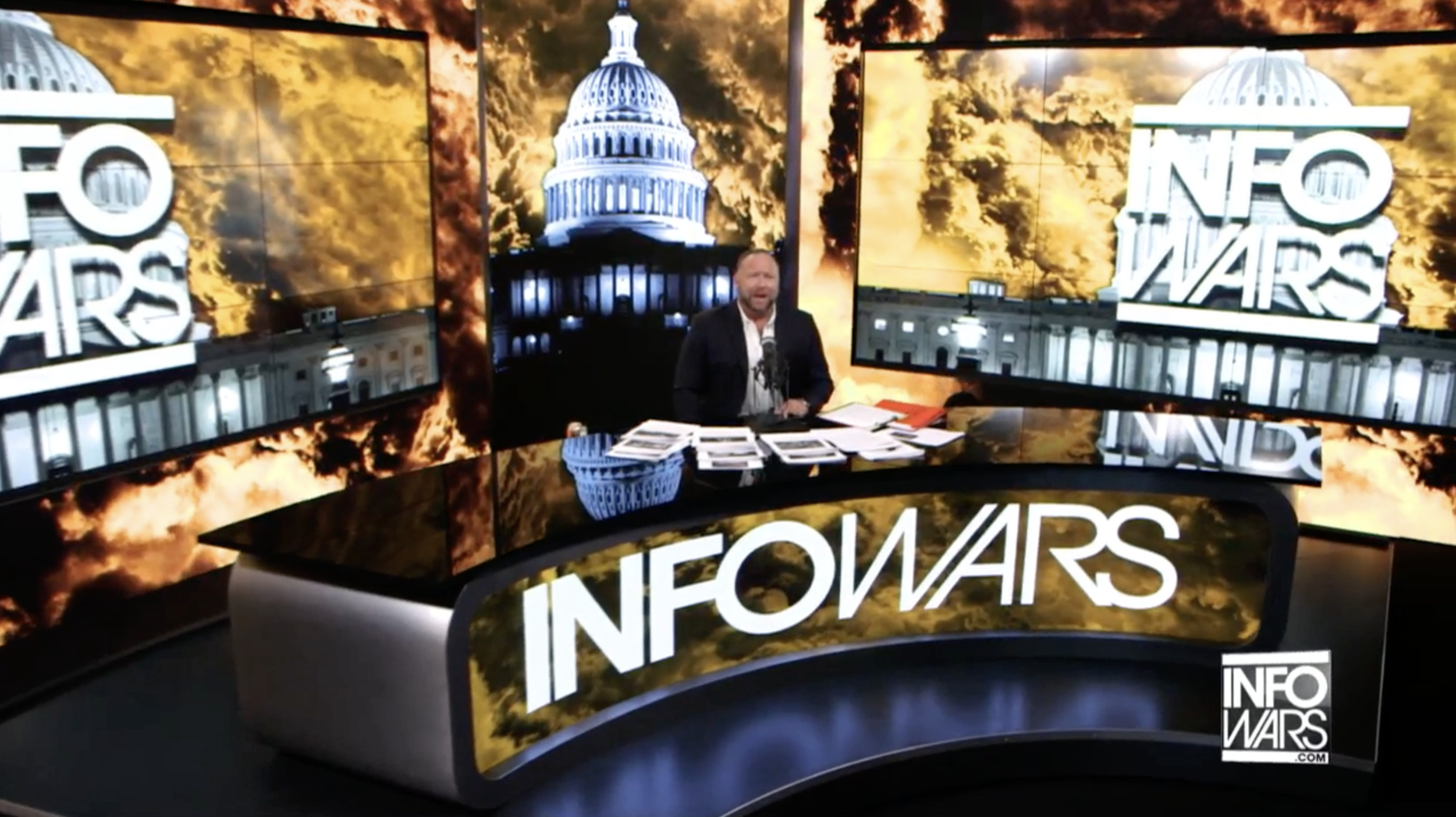 Alex Jones Infowars 2 14 2020