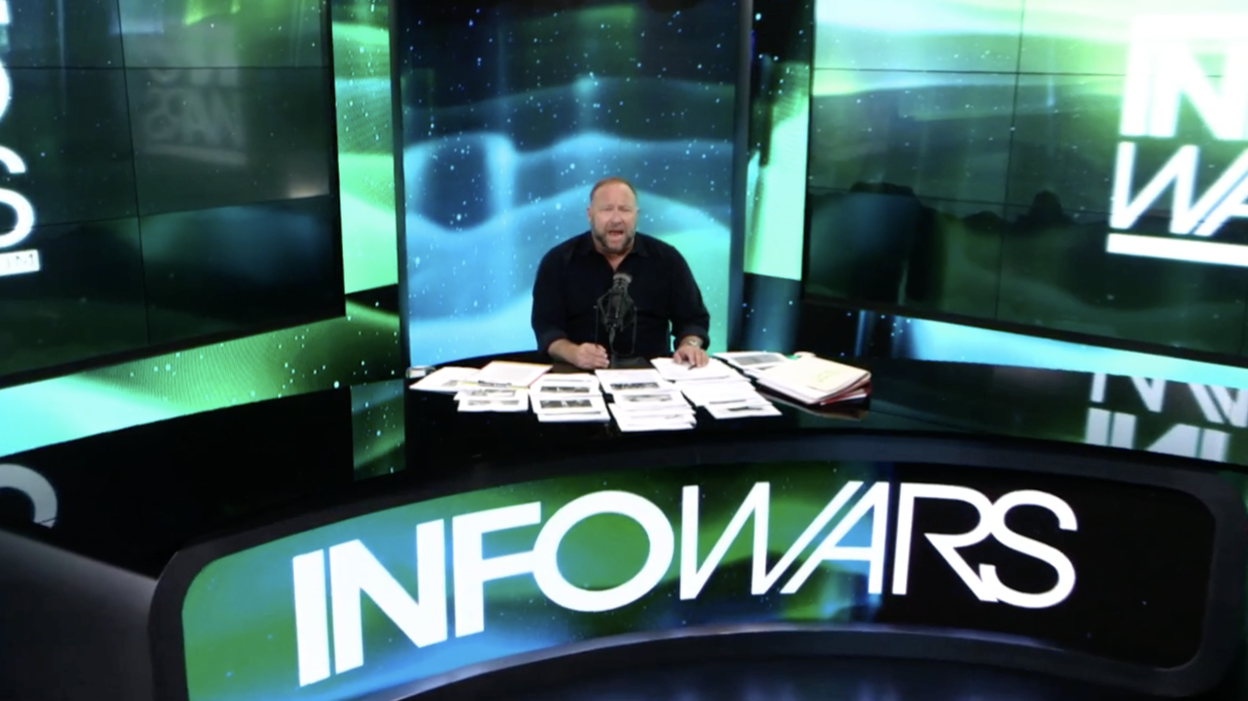 Alex Jones Infowars 2 21 2020