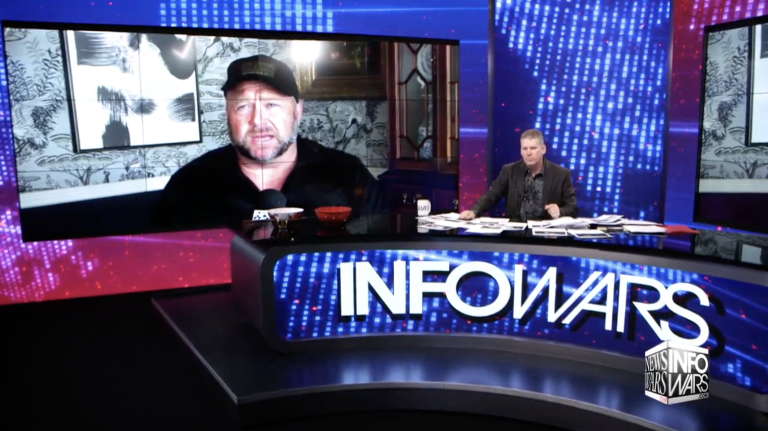 Alex Jones Mike Adams Infowars 2 27 2020