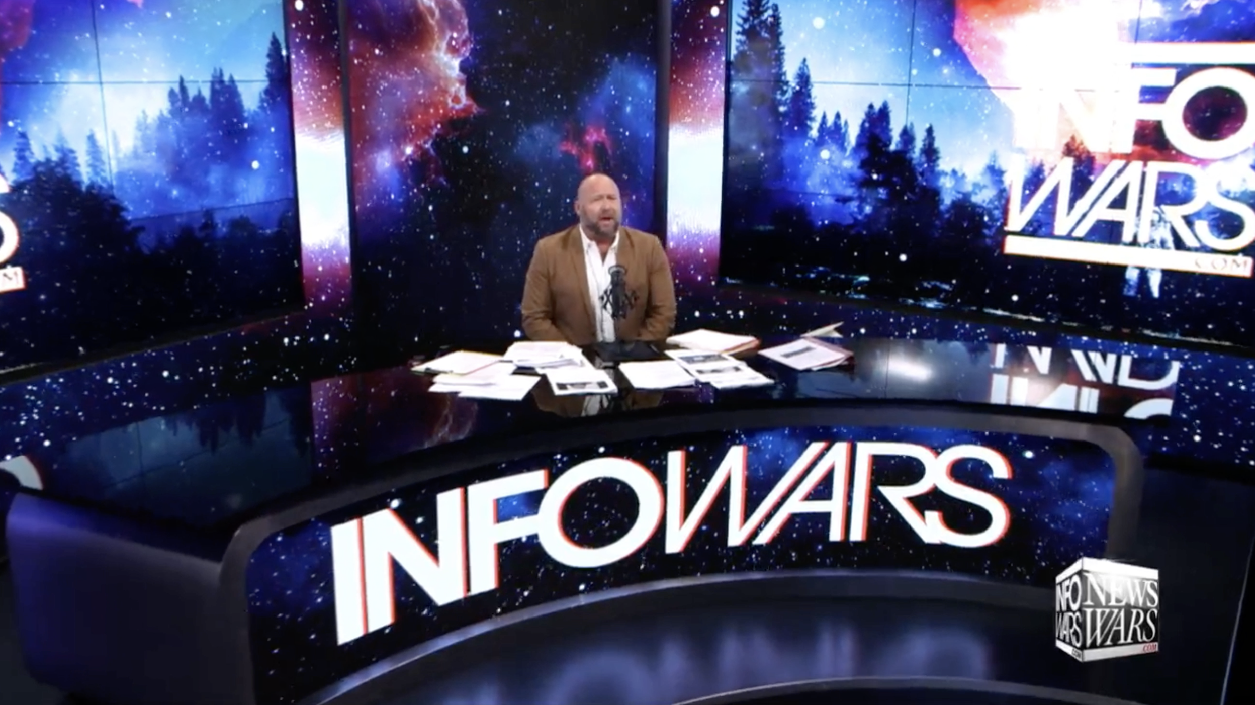 Alex Jones Infowars 3 12 2020