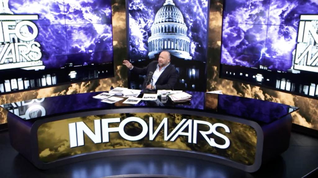 Alex Jones Infowars 3 13 2020