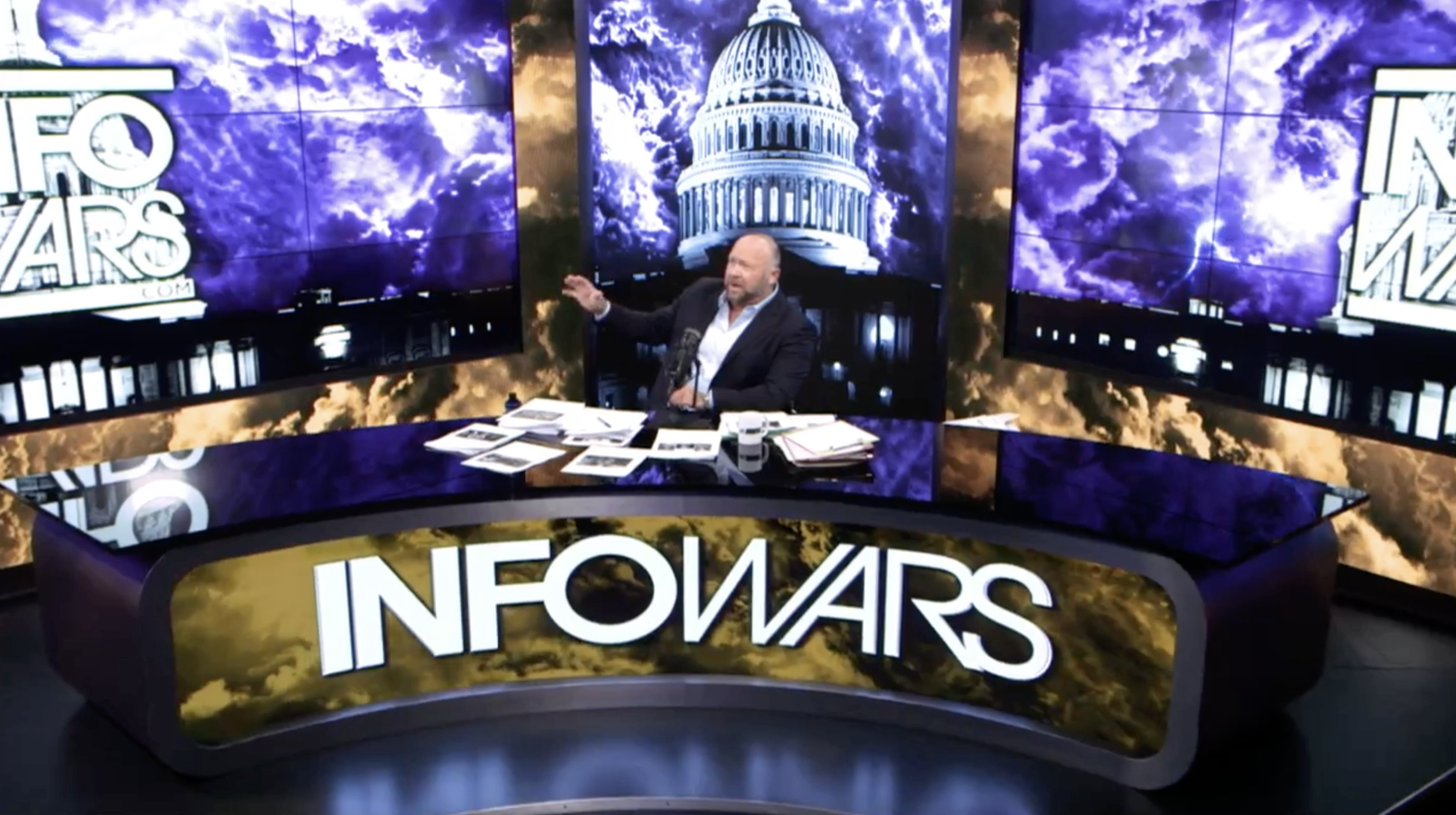 Alex Jones Infowars 3 13 2020