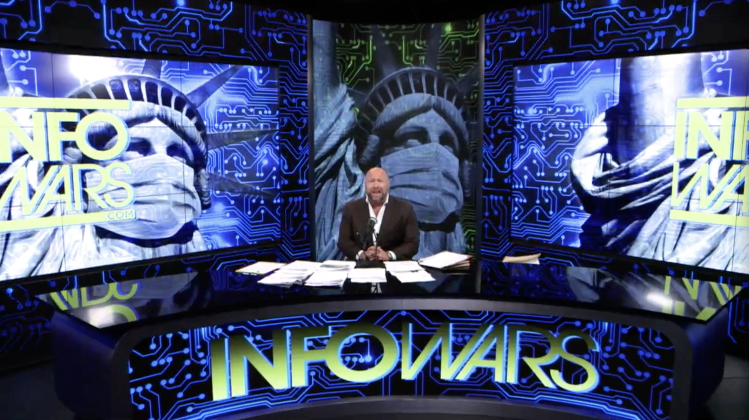 Alex Jones Infowars 3 18 2020