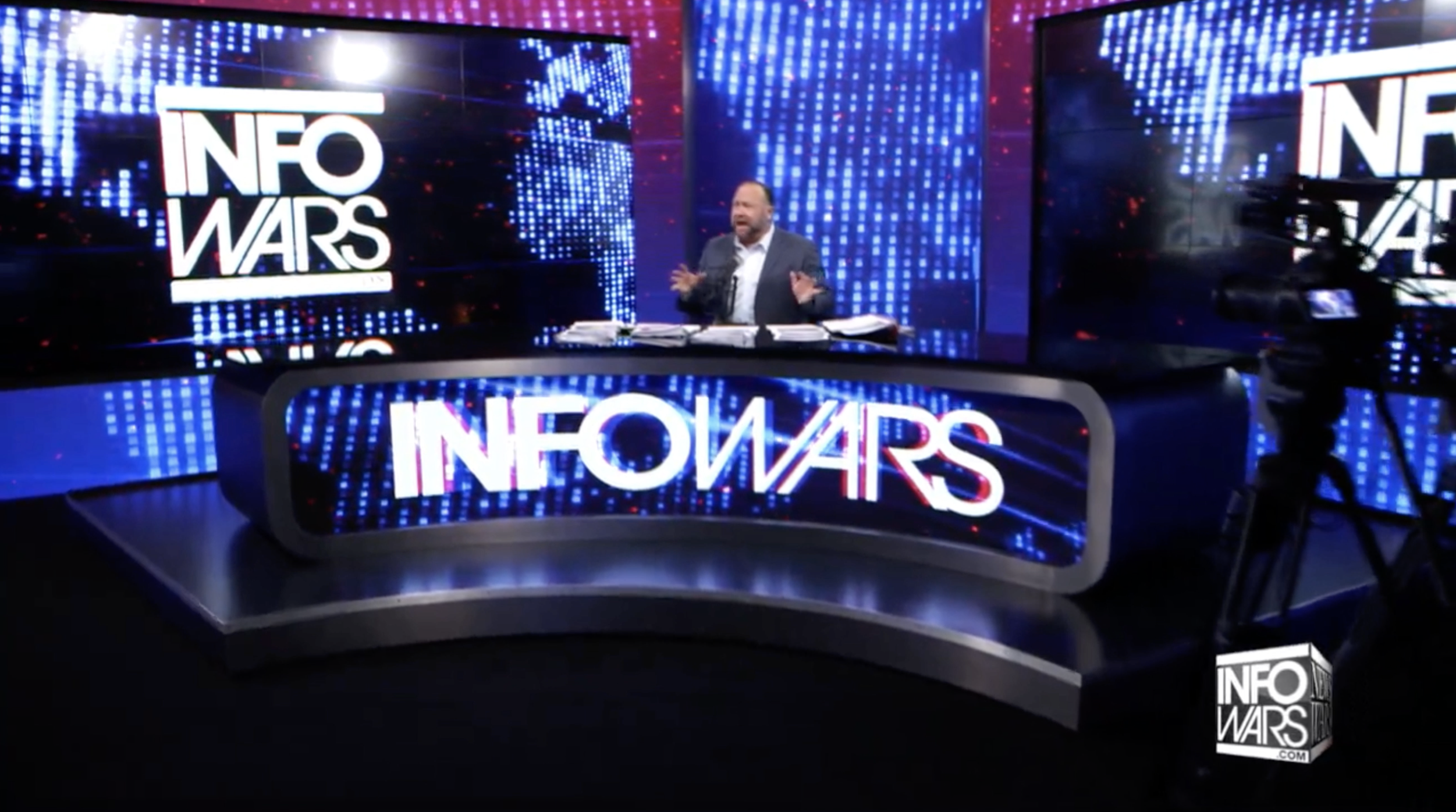 Alex Jones Infowars 3 2 2020
