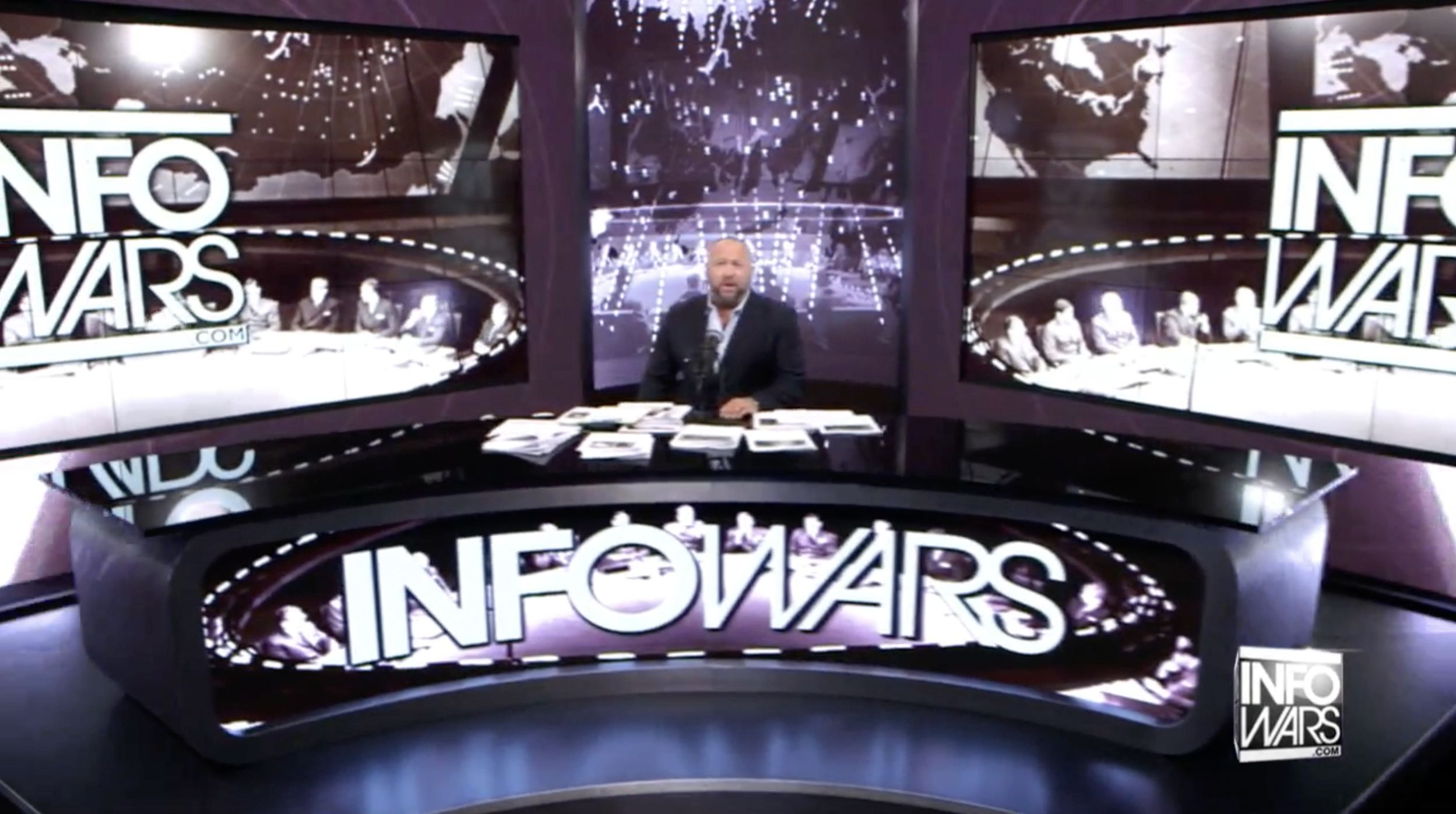 Alex Jones Infowars 3 23 2020