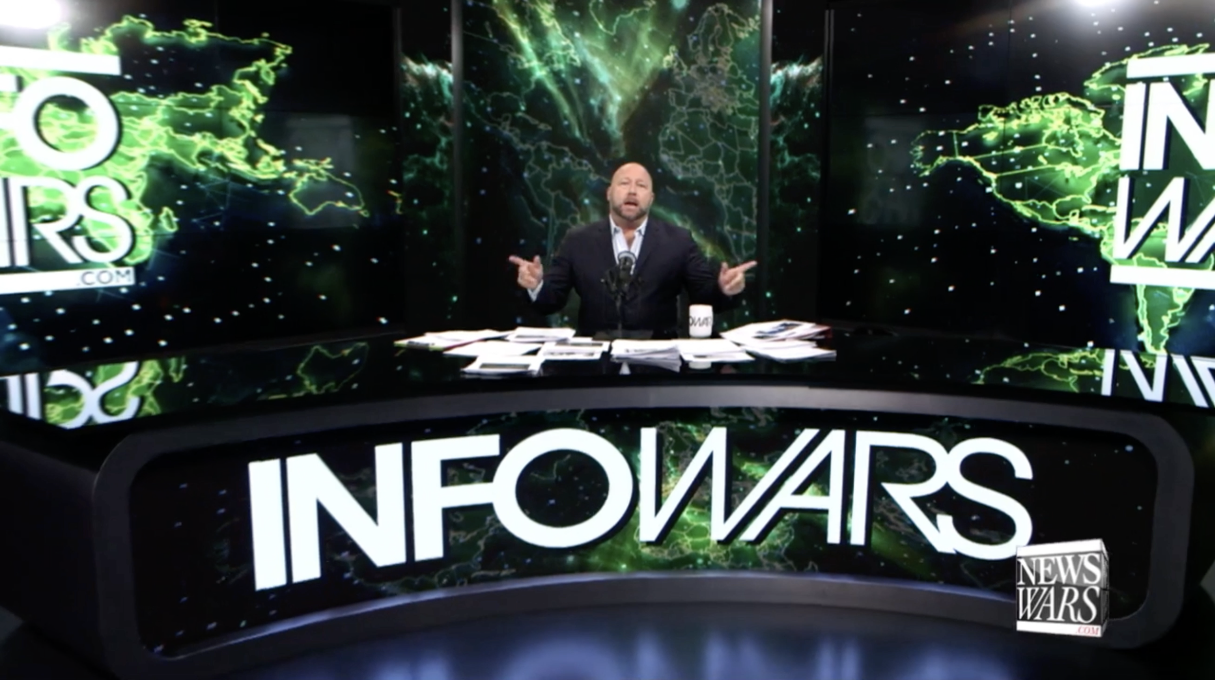 Alex Jones Infowars 3 24 2020