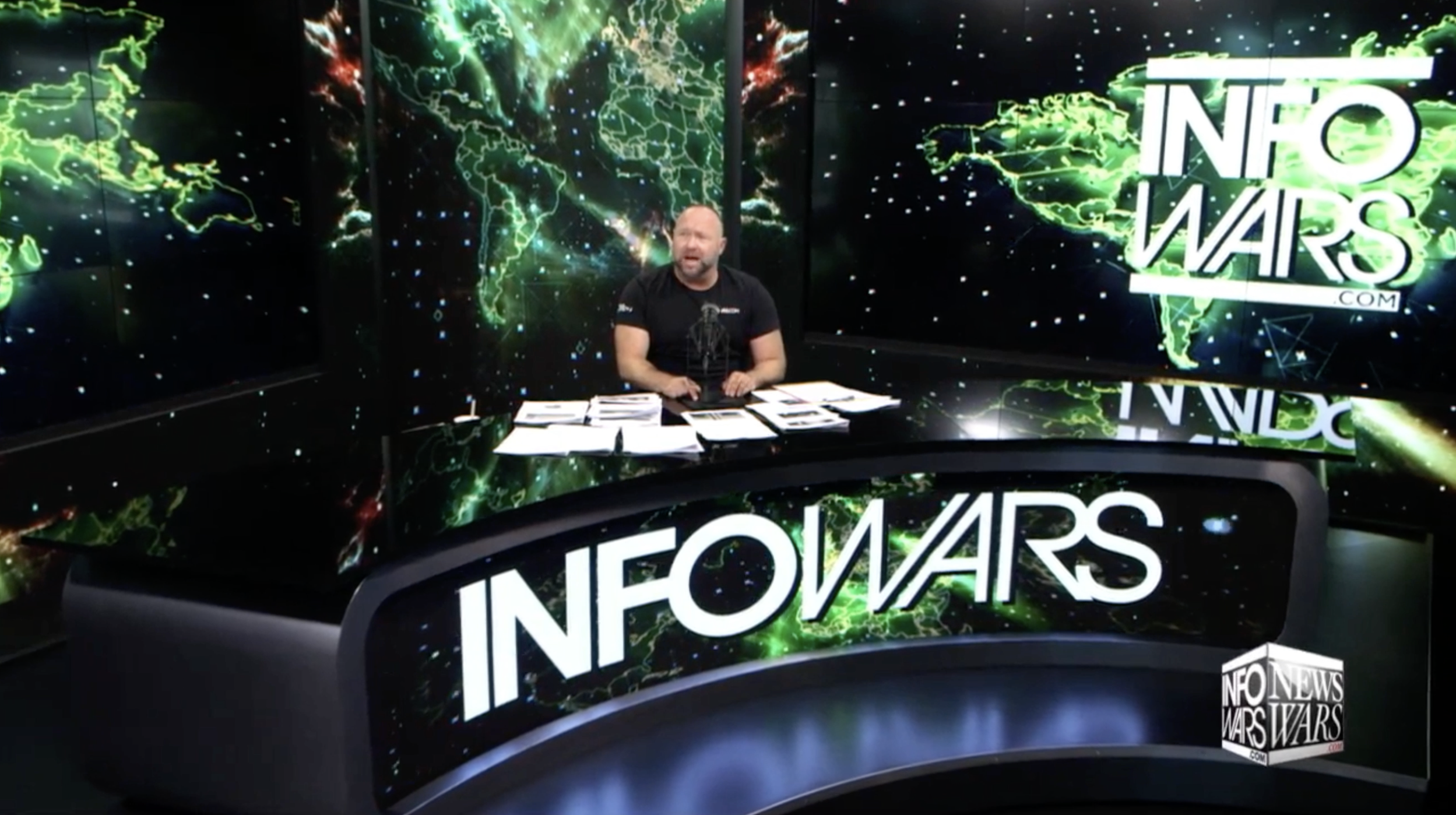 Alex Jones Infowars 3 26 2020