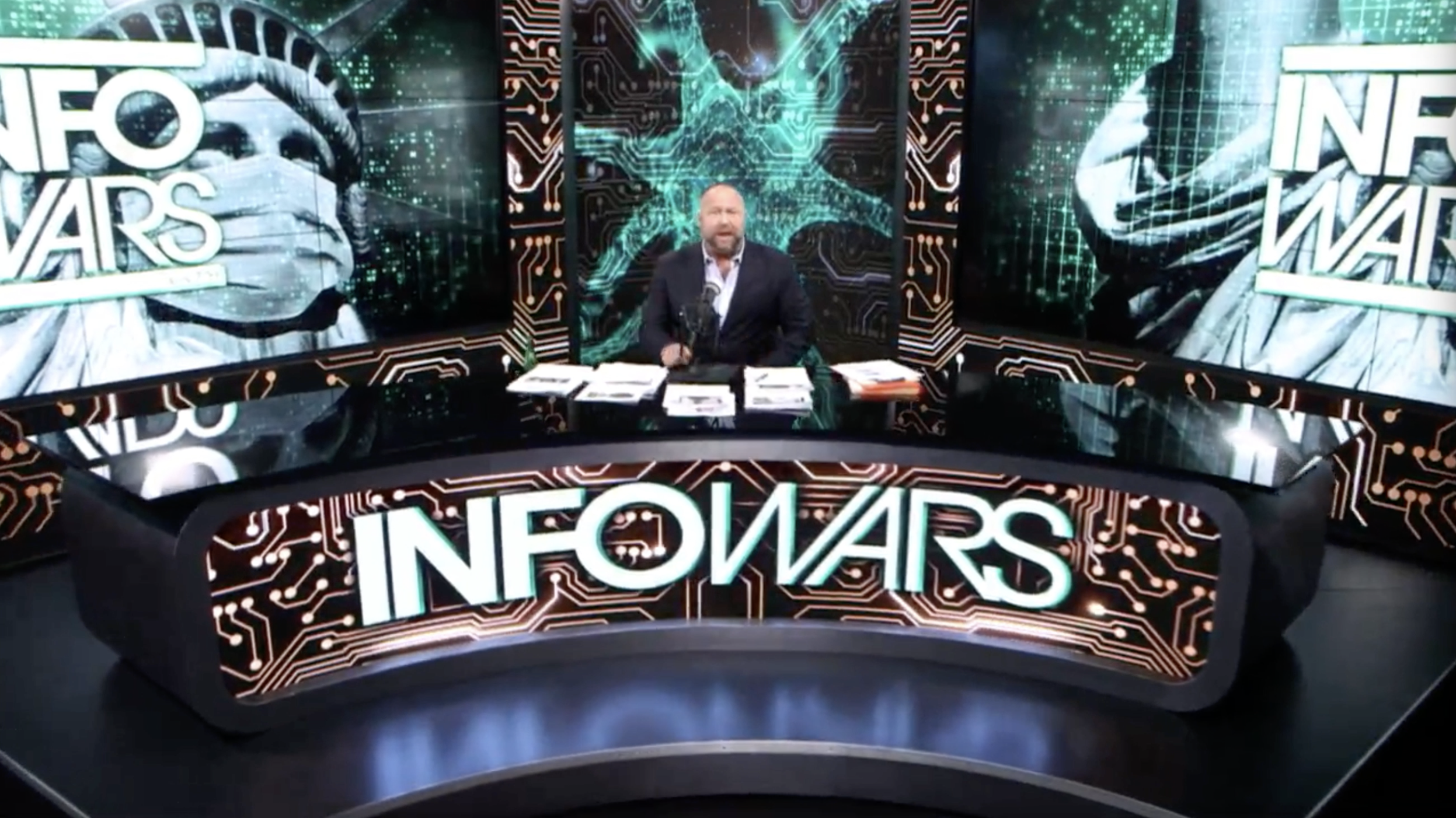Alex Jones Infowars 3 27 2020