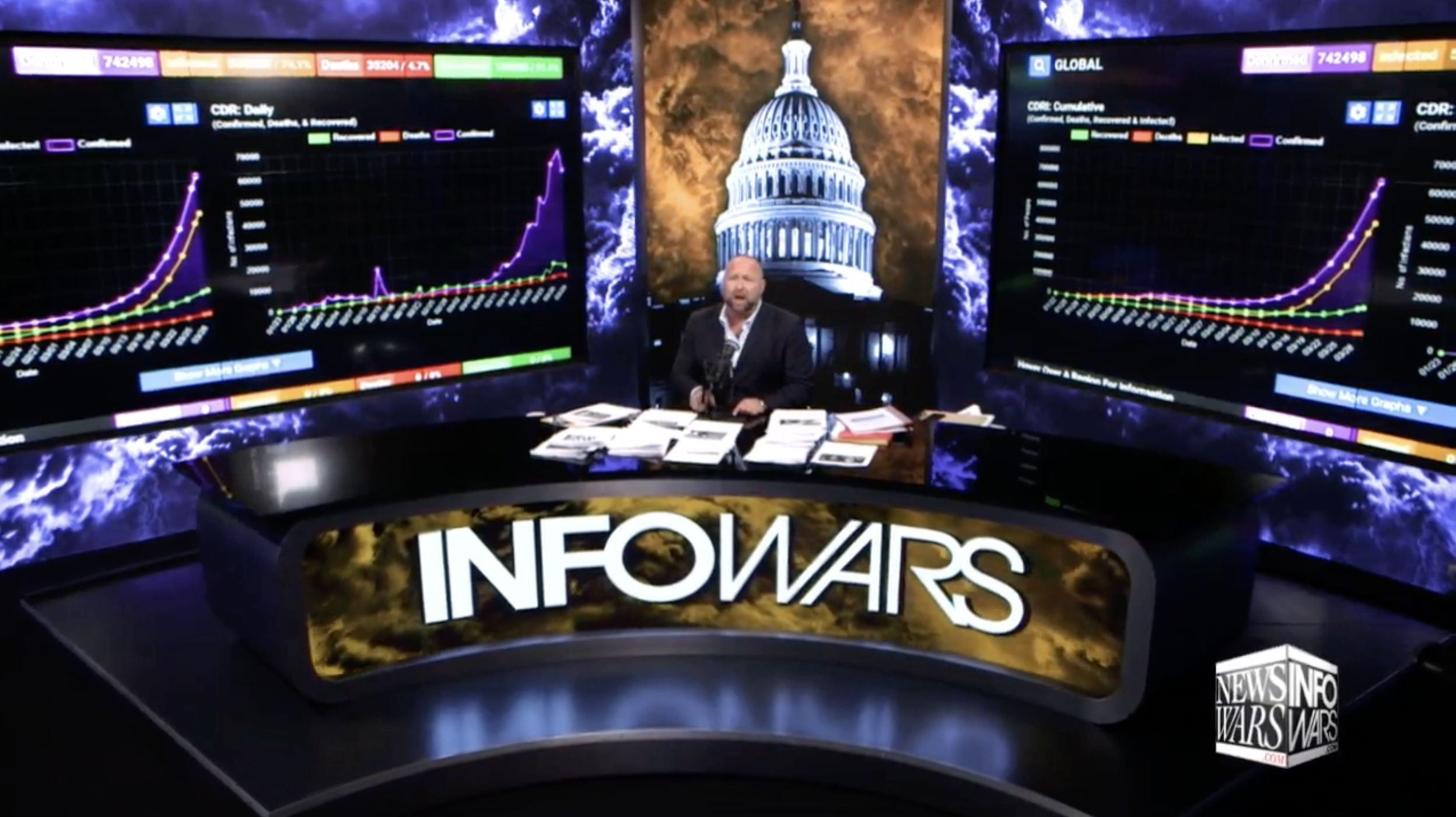 Alex Jones Infowars 3 30 2020