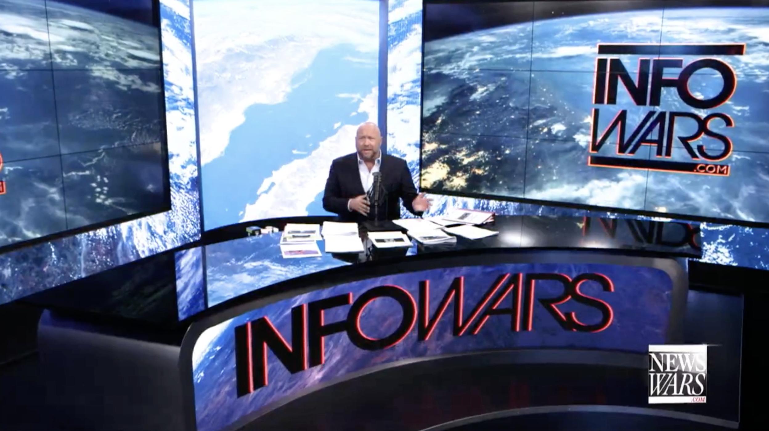 Alex Jones Infowars 3 5 2020