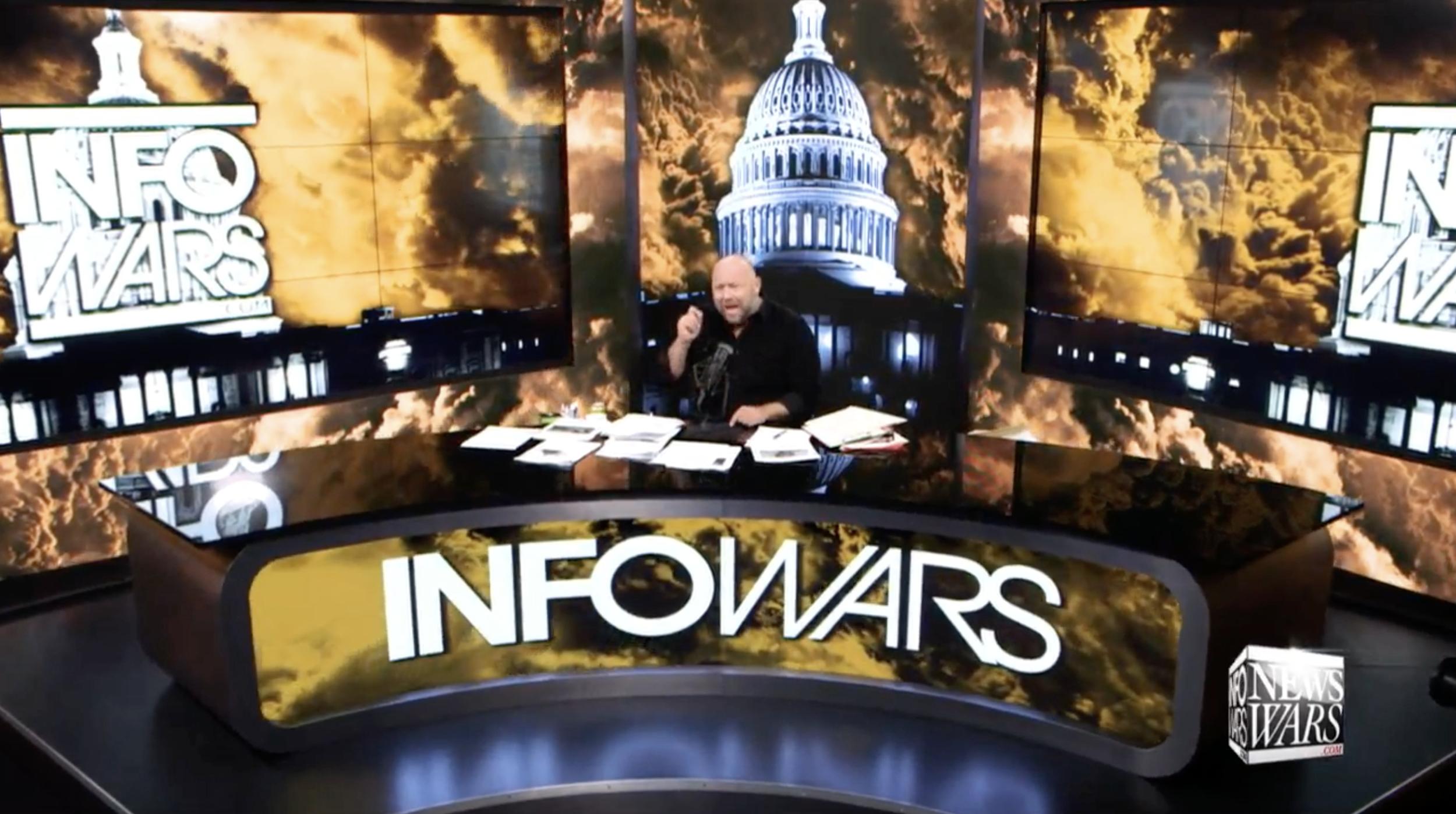 Alex Jones Infowars 3 9 2020