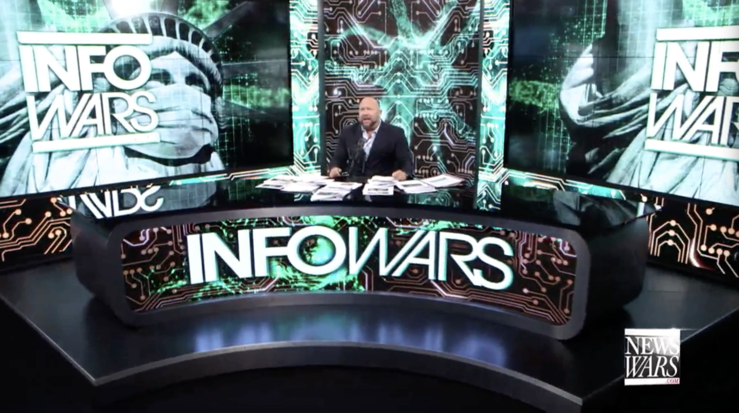 Alex Jones Infowars 4 1 2020