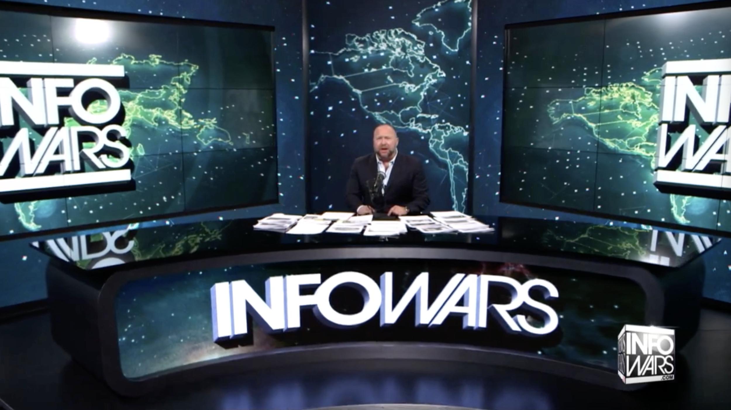 Alex Jones Infowars 4 16 2020