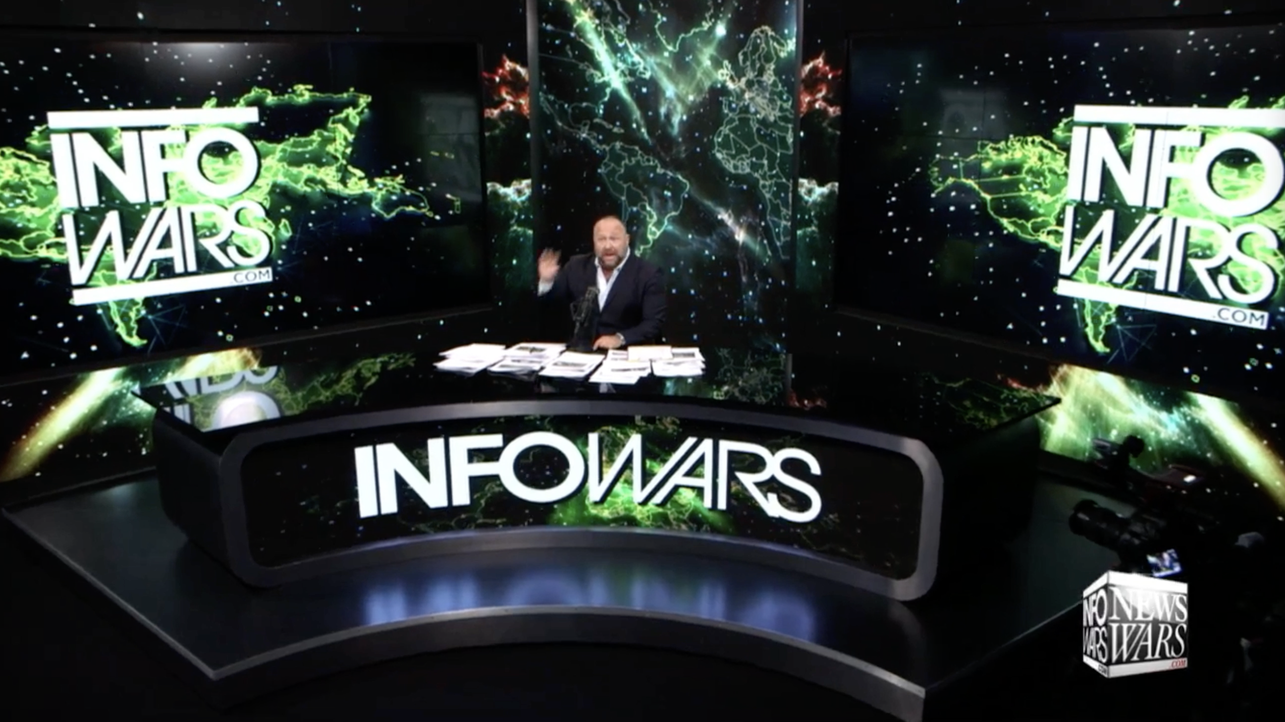 Alex Jones Infowars 4 2 2020