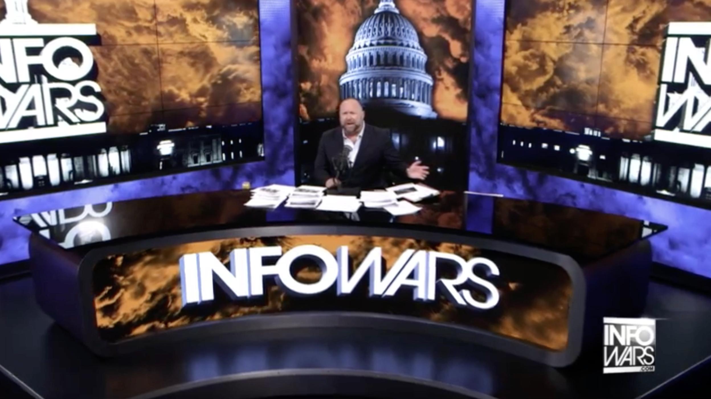 Alex Jones Infowars 4 21 2020