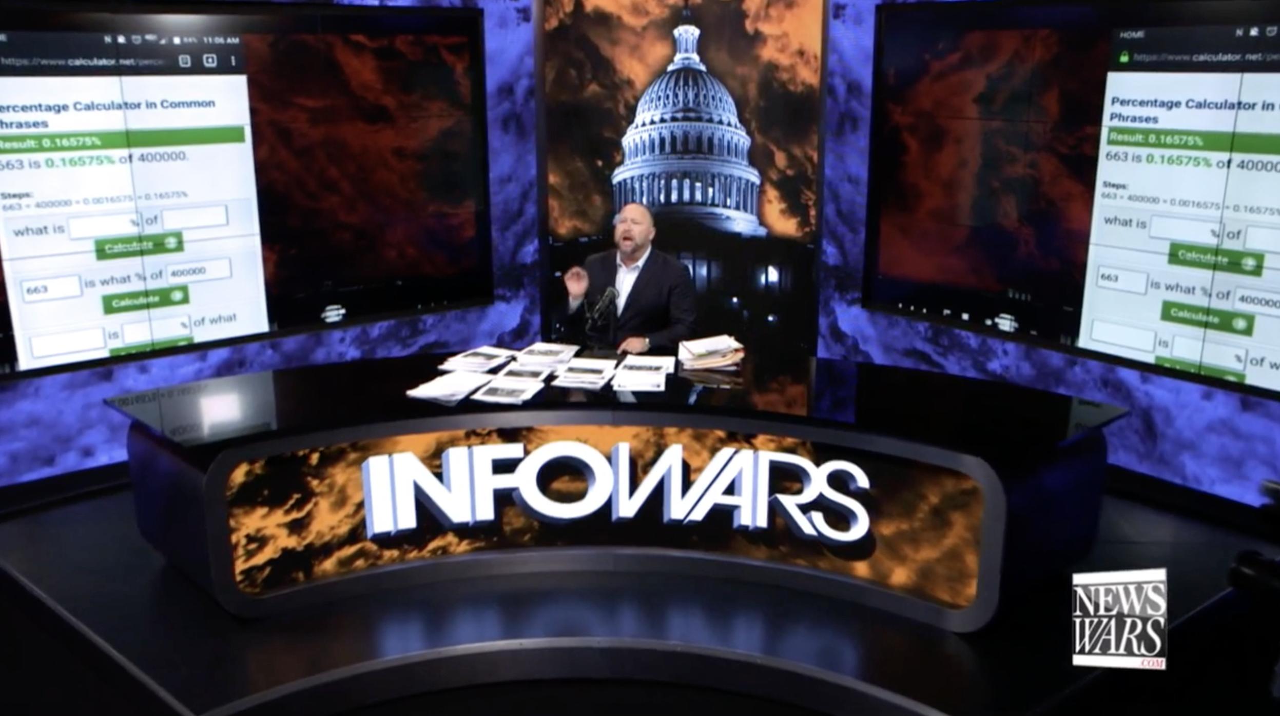 Alex Jones Infowars 4 22 2020 2