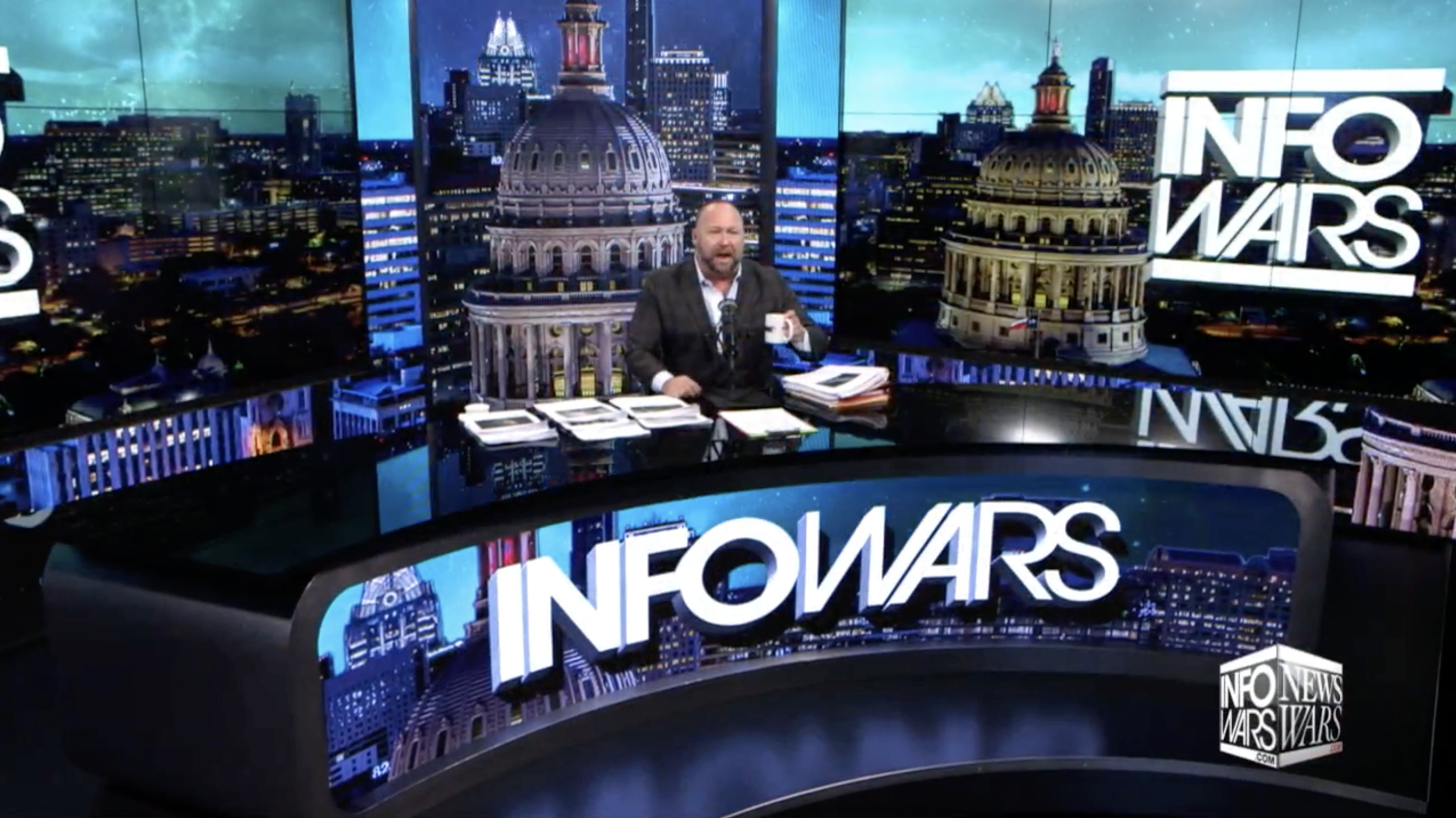 Alex Jones Infowars 4 24 2020