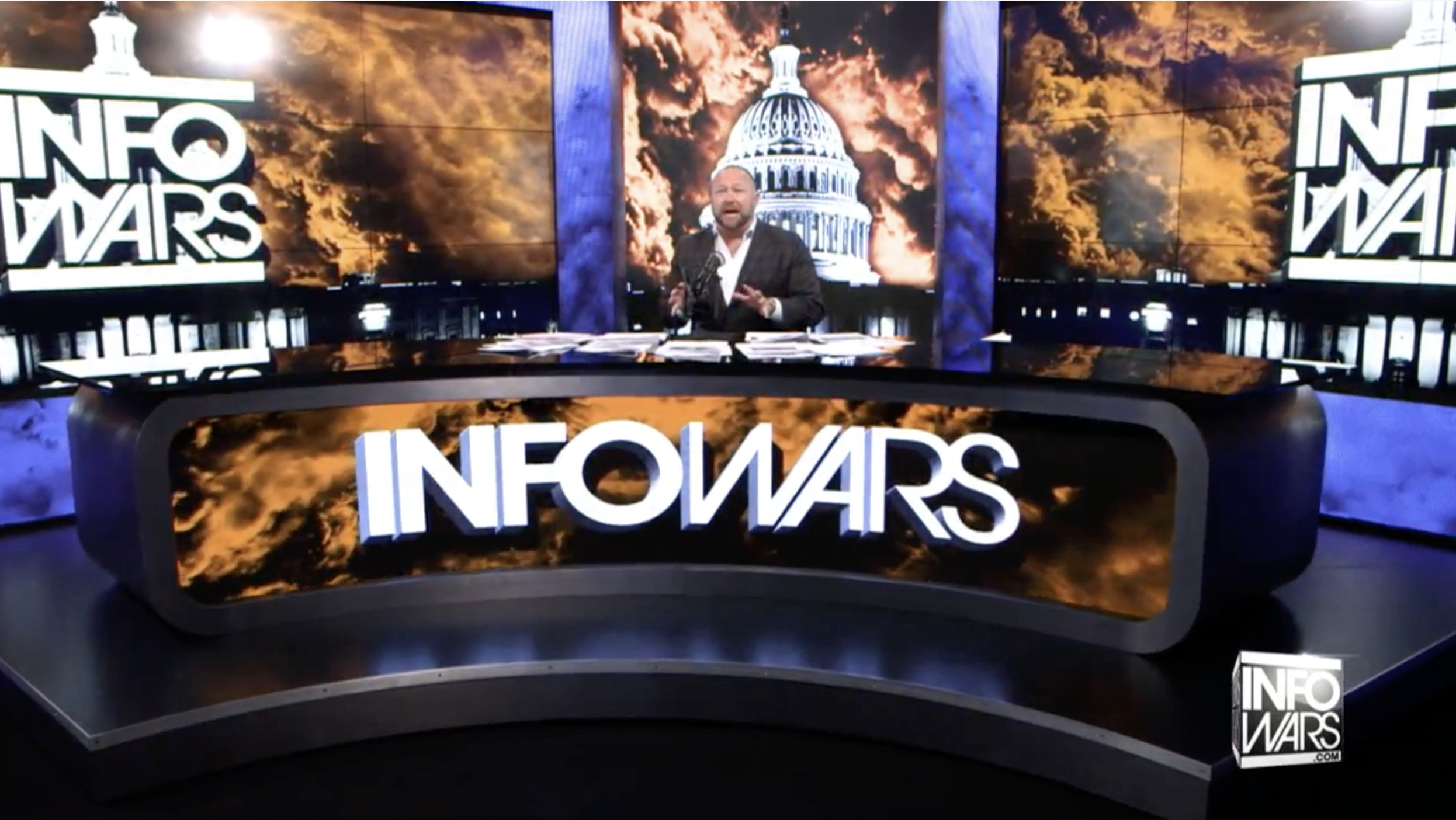 Alex Jones Infowars 4 27 2020