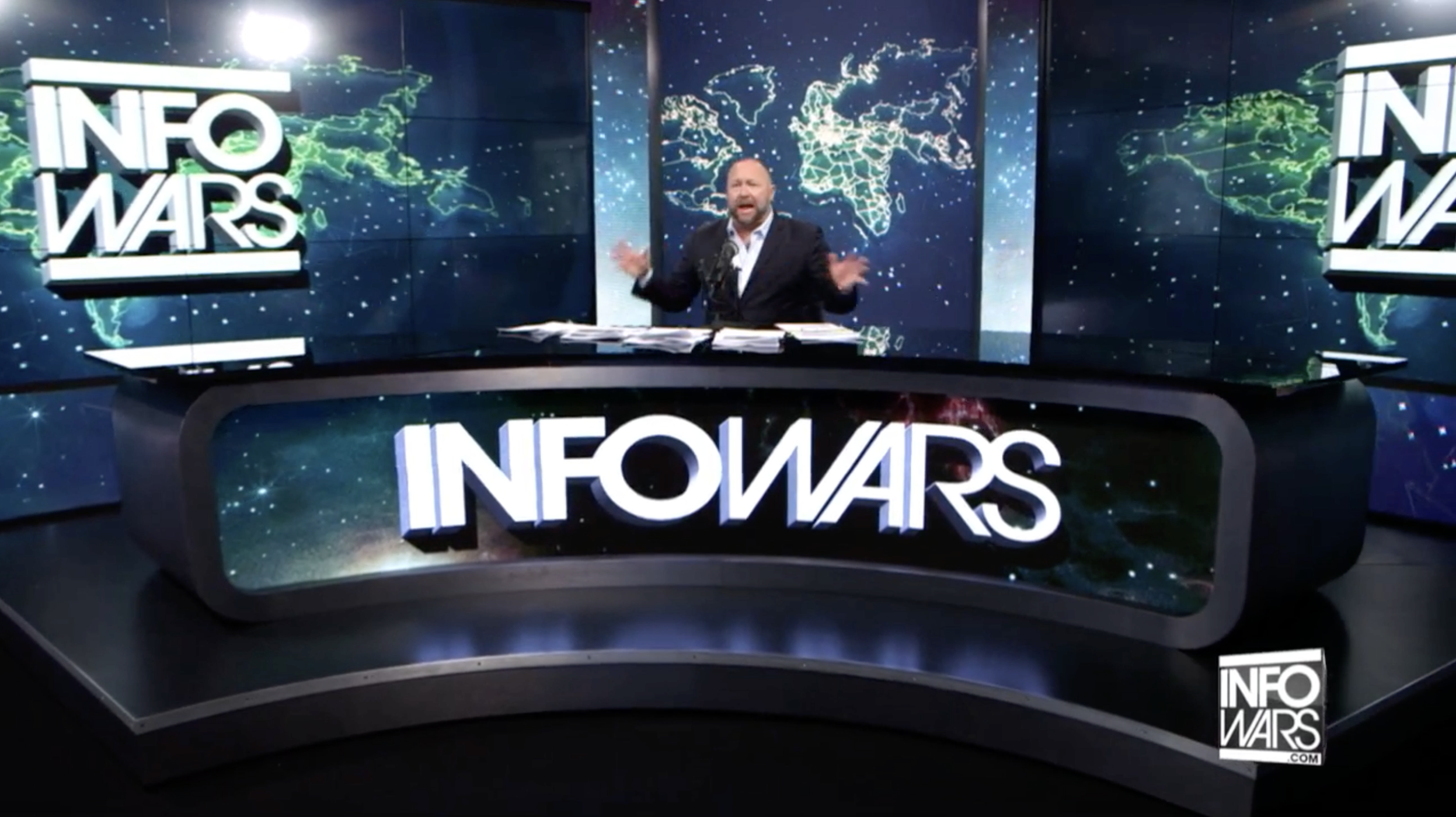 Alex Jones Infowars 4 28 2020
