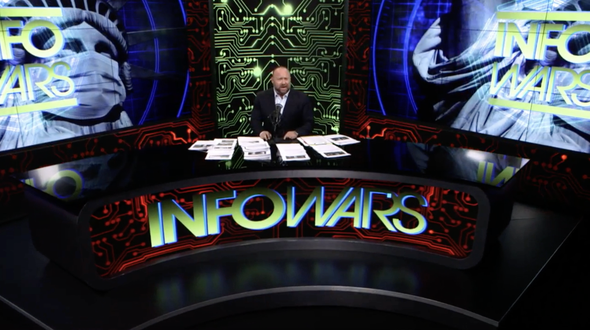 Alex Jones Infowars 4 8 2020