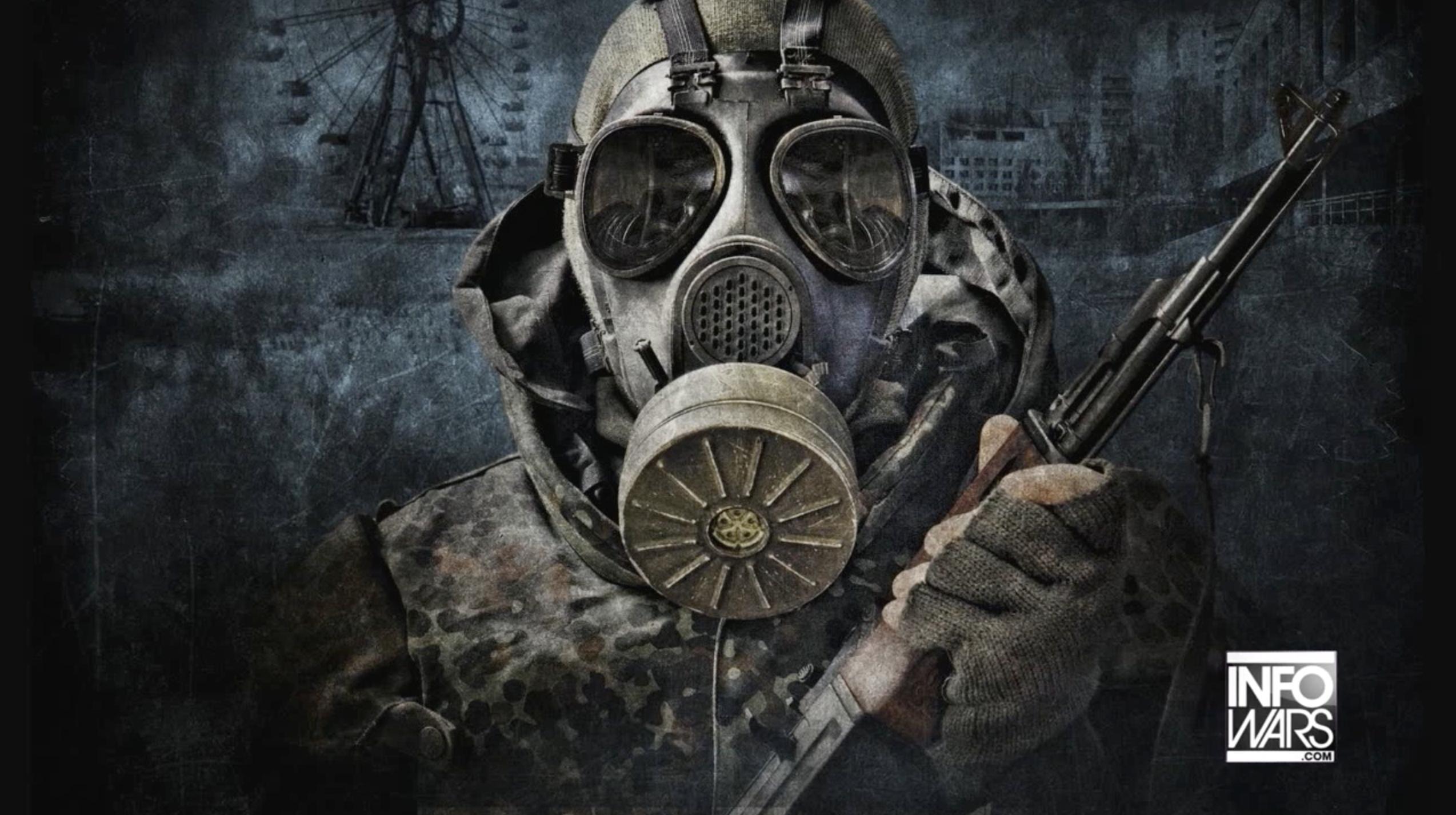 Masked Soldier Infowars 4 5 2020