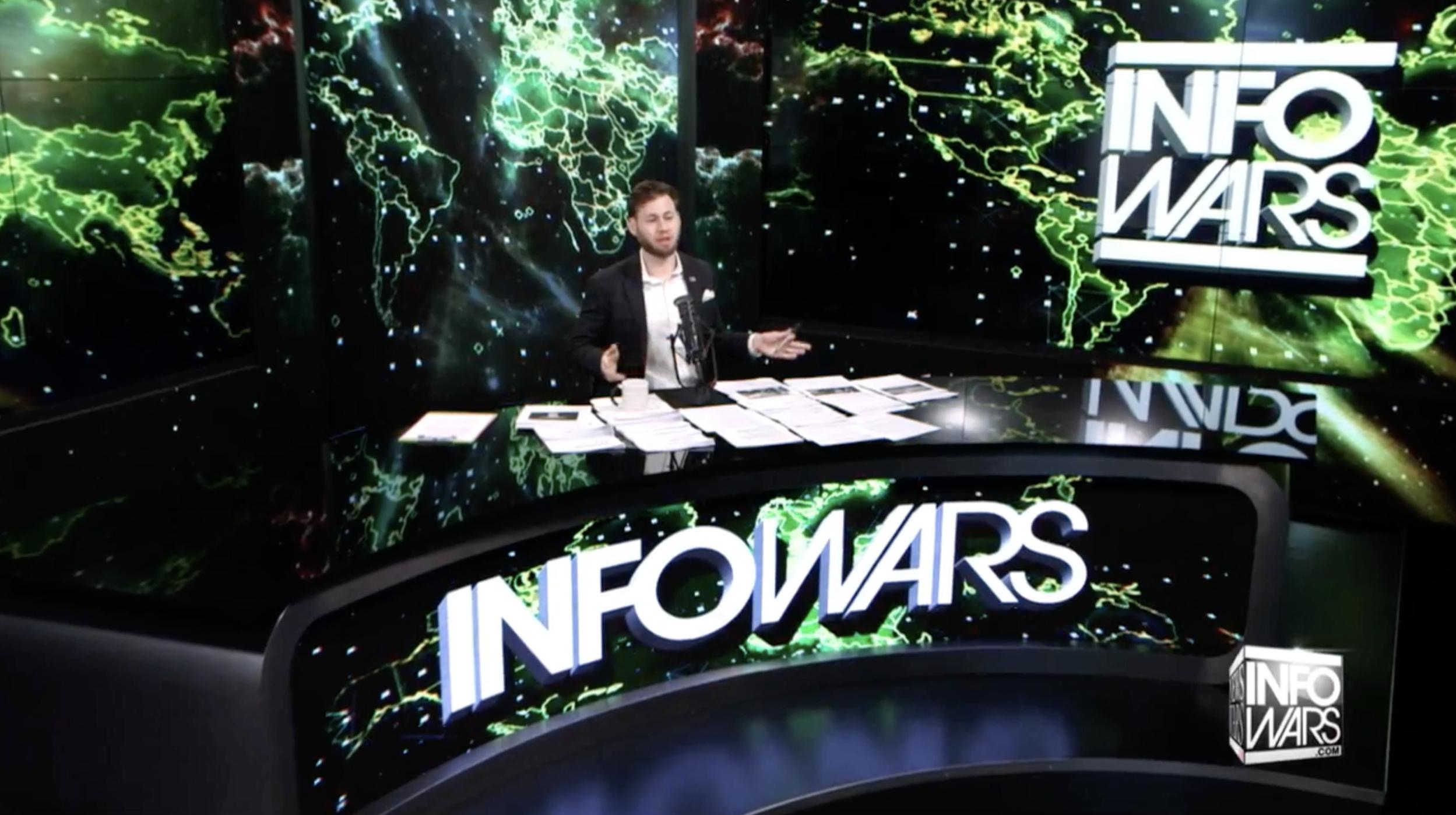 Owen Shroyer Infowars 4 15 2020