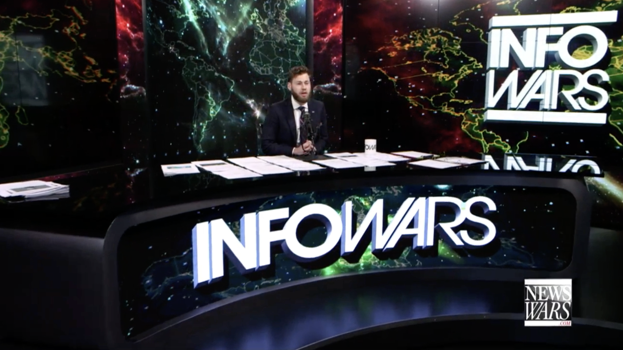 Owen Shroyer Infowars 4 6 2020