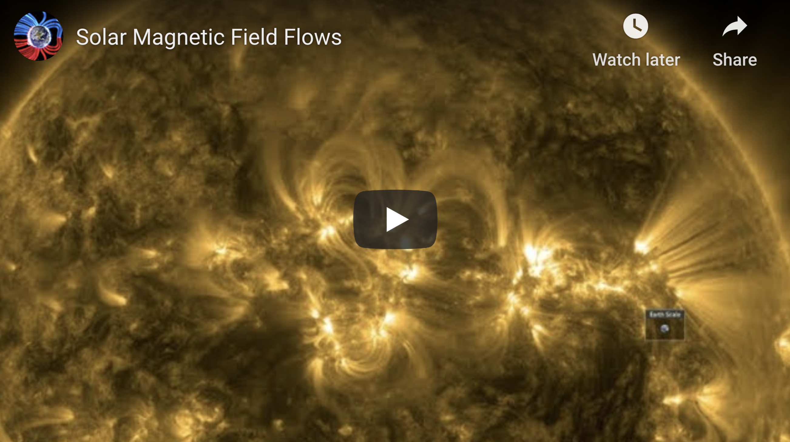 Solar Magnetic Field Flows 4 23 2020
