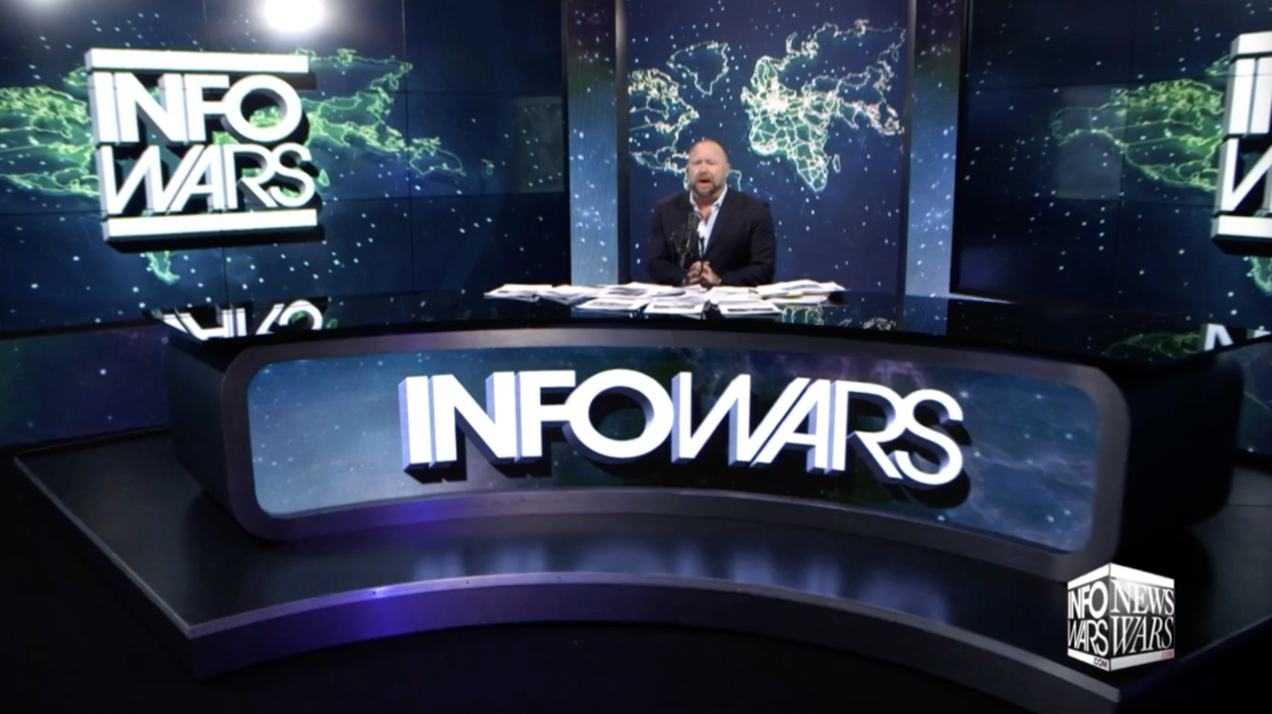 Alex Jones Infowars 5 1 2020