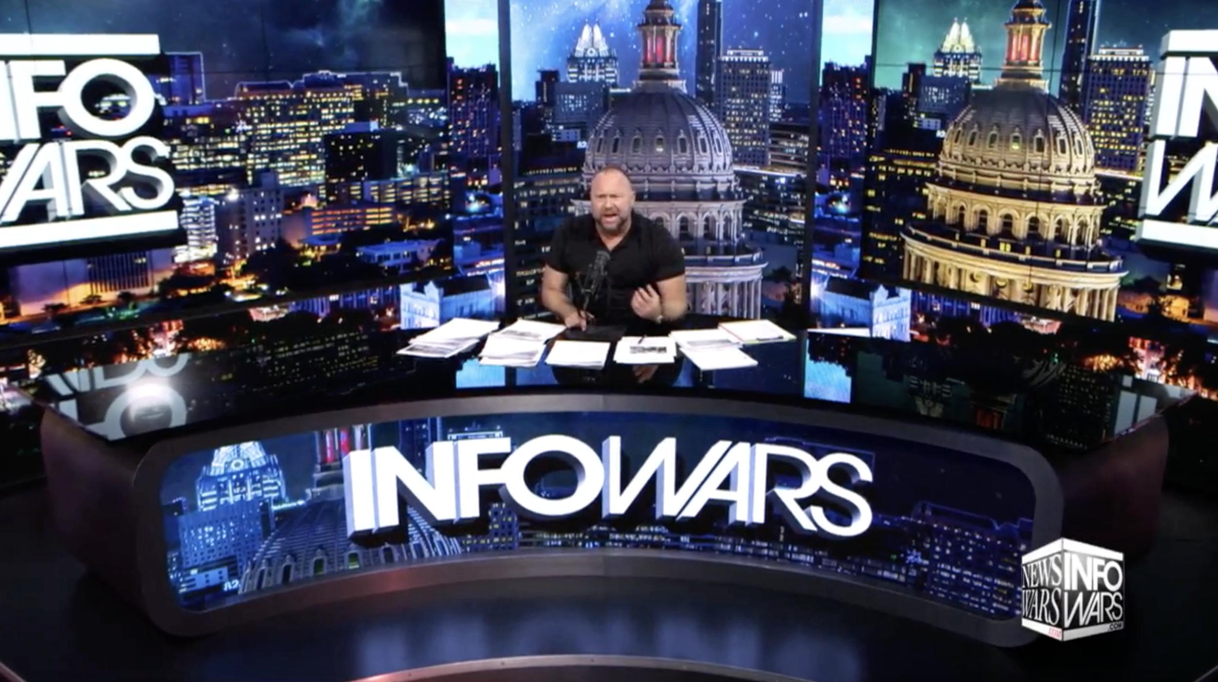 Alex Jones Infowars 5 12 2020