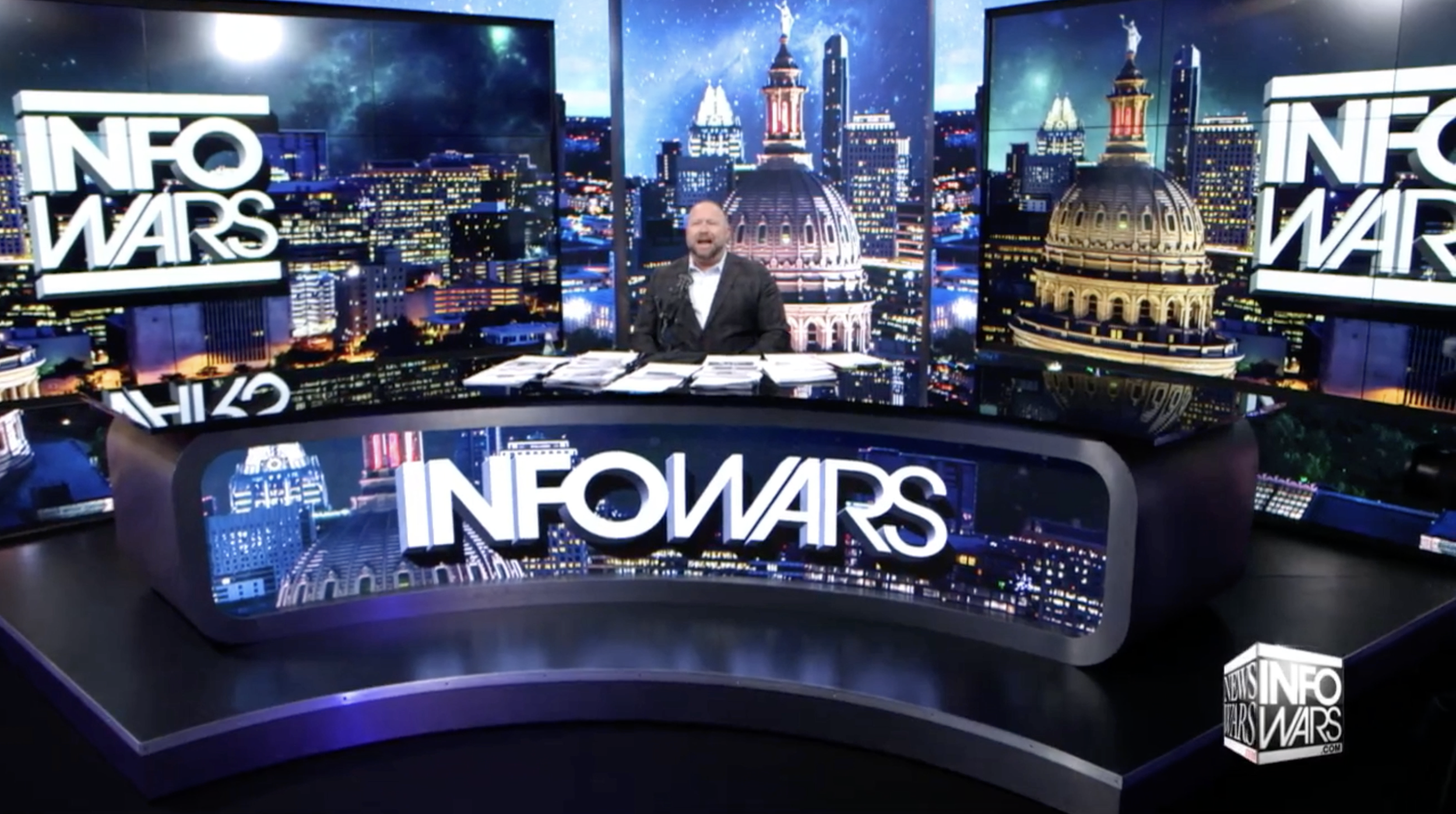 Alex Jones Infowars 5 18 2020