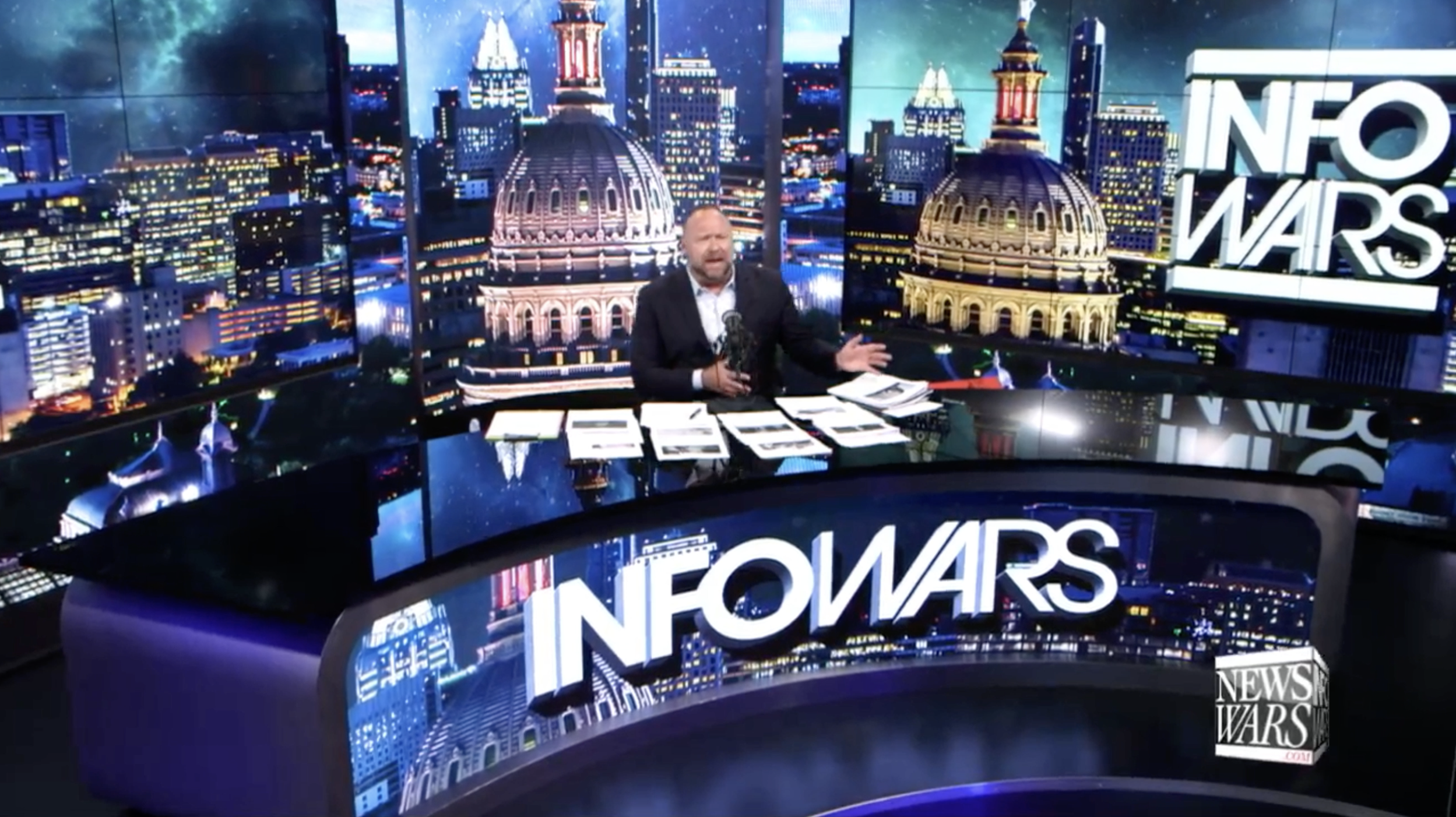 Alex Jones Infowars 5 22 2020