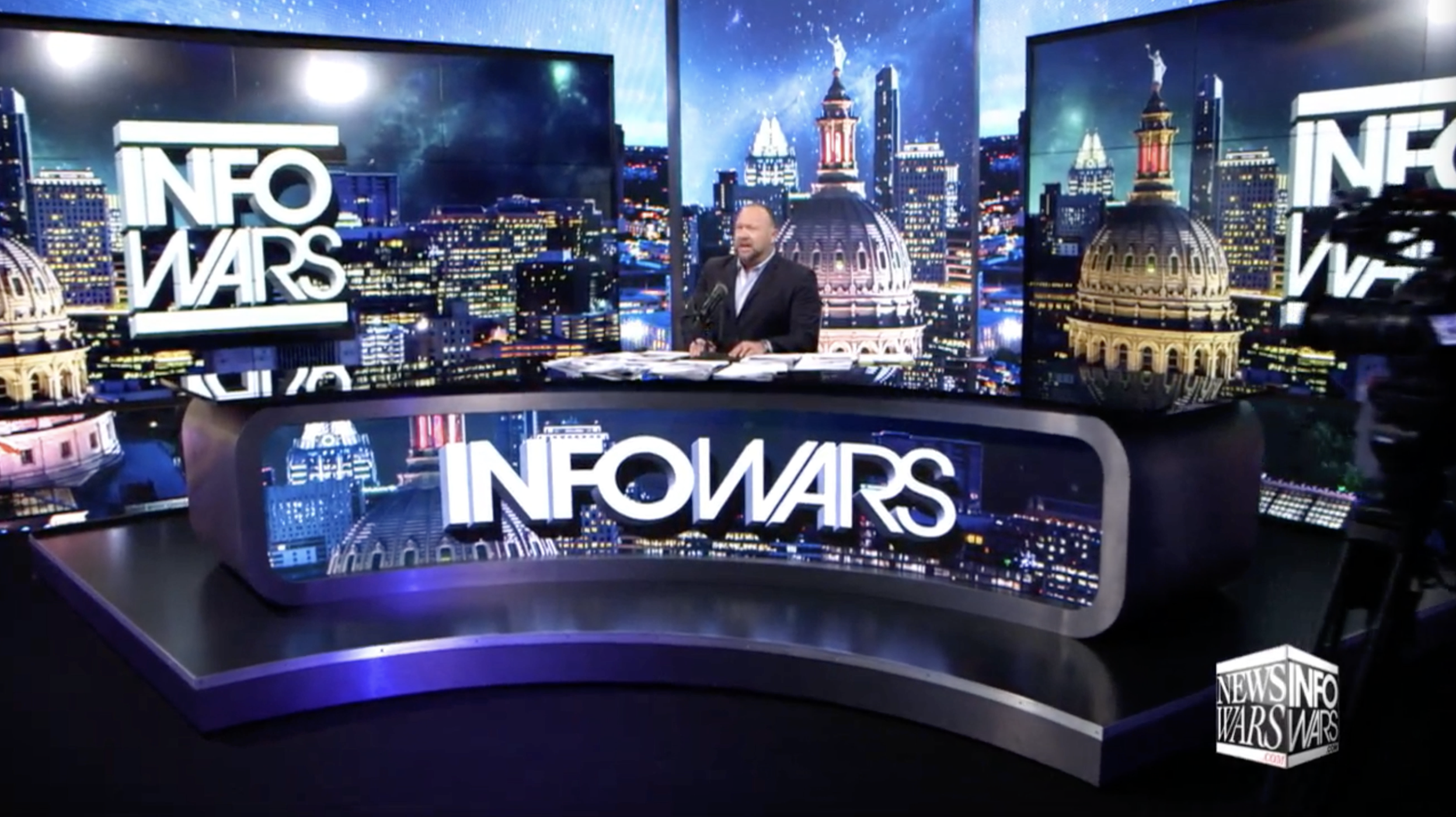 Alex Jones Infowars 5 26 2020