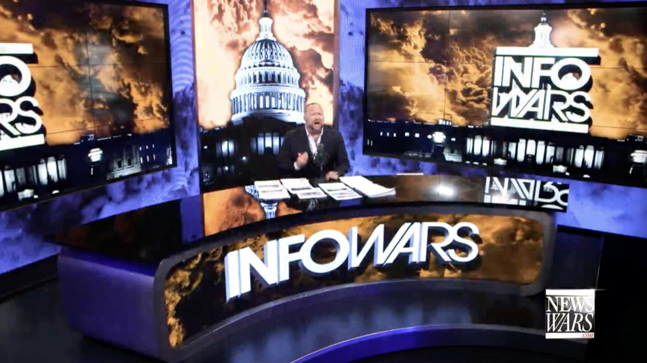Alex Jones Infowars 5 29 2020
